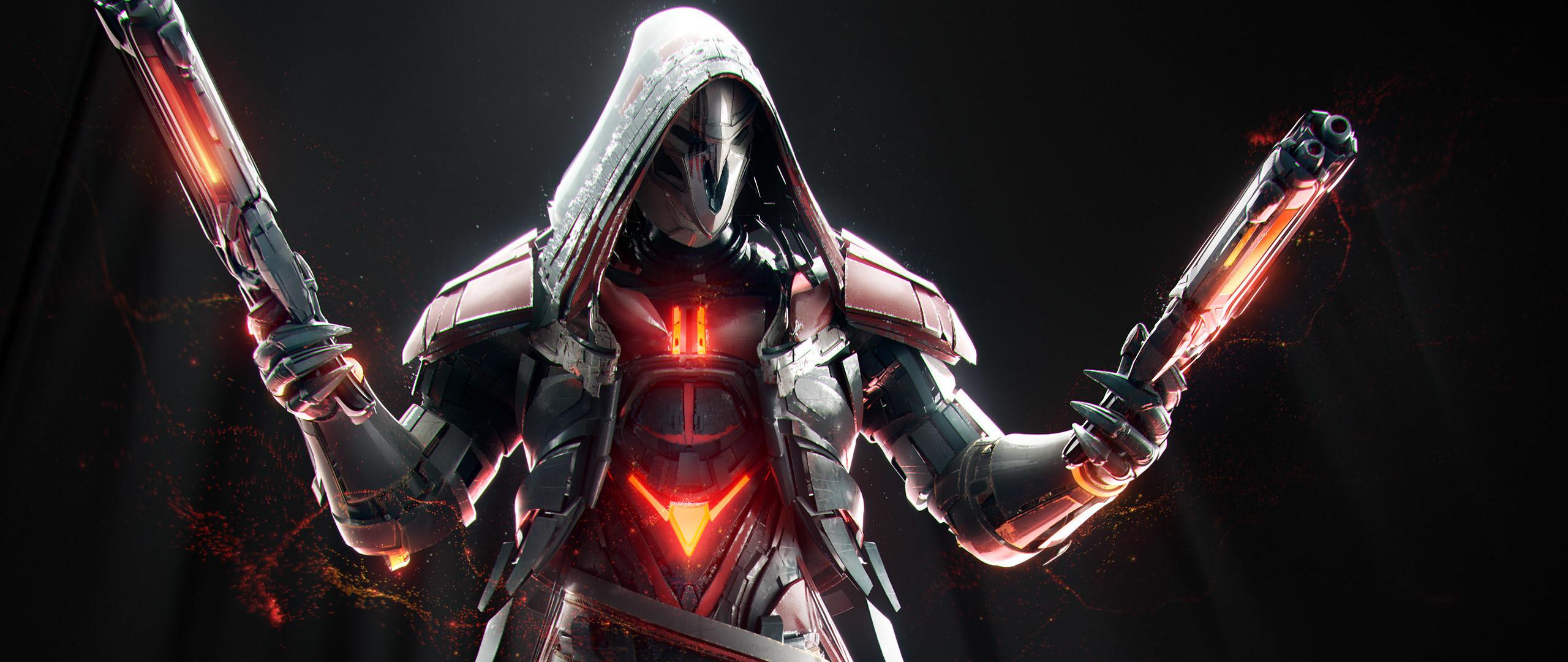 Res: 2560x1080, reaper-overwatch-artwork-hd-o3.jpg
