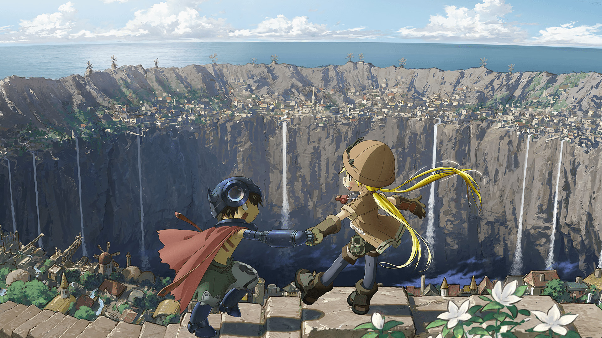 Res: 1920x1080, Ultrawide (2560x1080) Version? (Made in Abyss) HD Wallpaper From Gallsource.