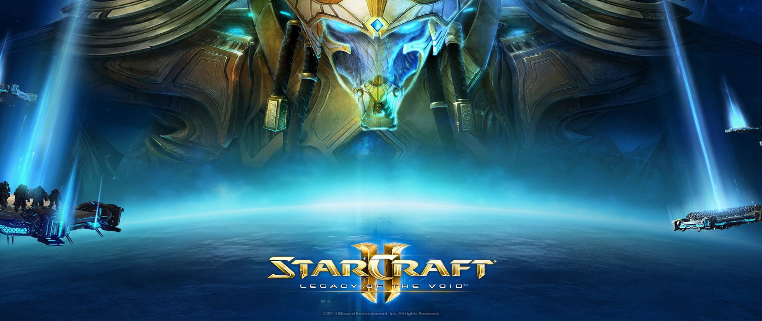 Res: 2560x1080, StarCraft II: Legacy of the Void HD Wallpapers 6 - 2560 X 1080