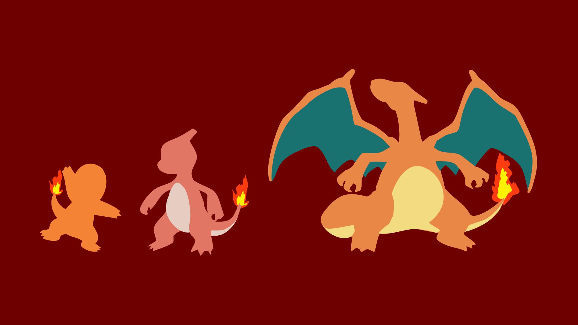 Res: 1920x1080, Pokemon Charizard HD Background.