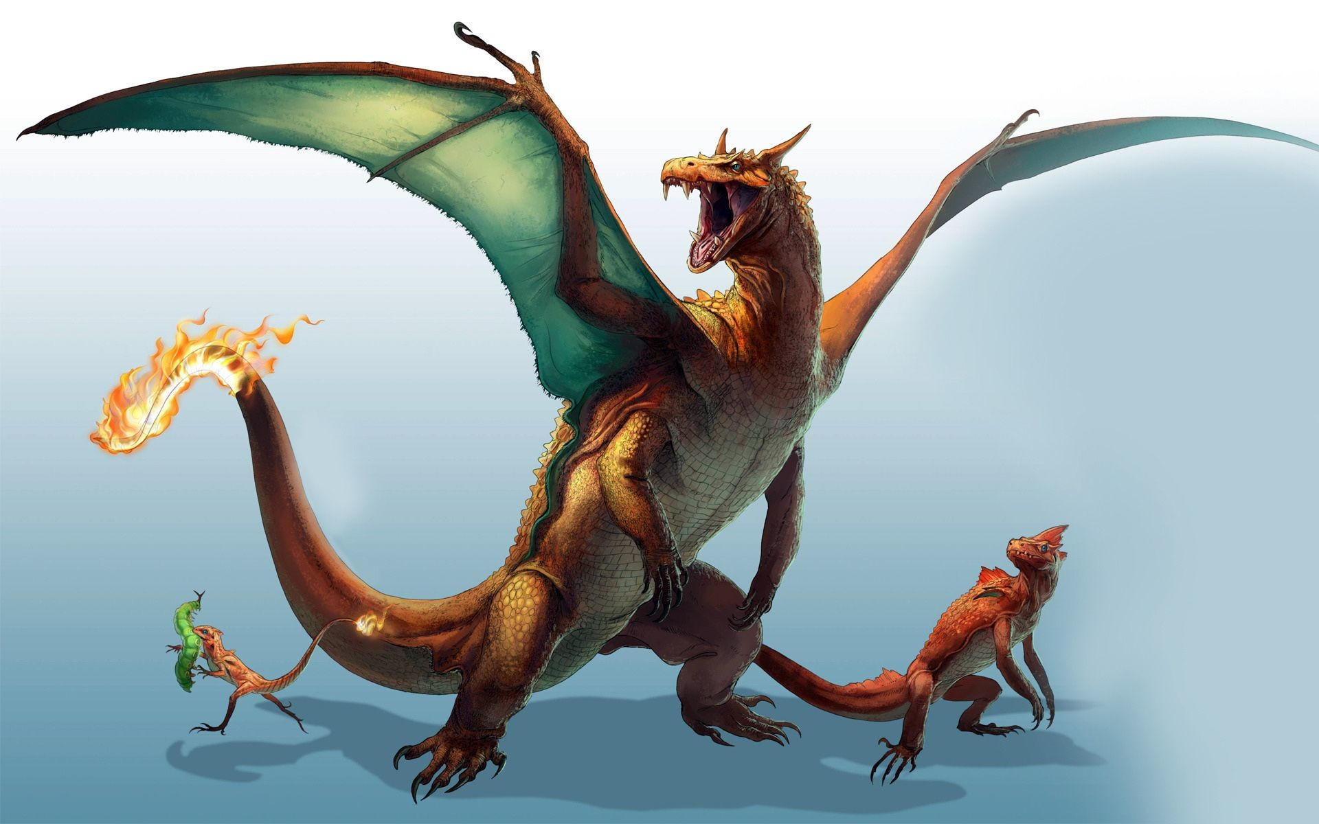 Res: 1920x1200, Charizard | HD Games Wallpaper Free Download ...