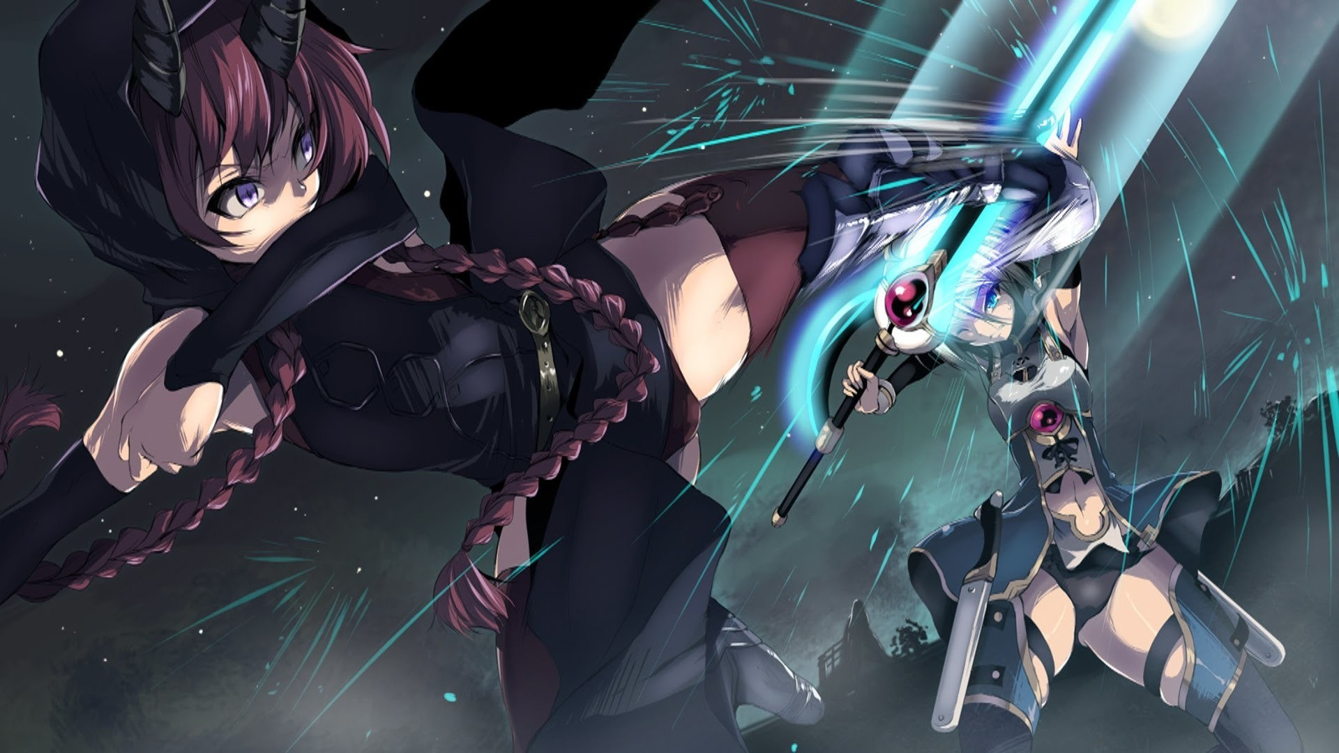 Res: 1920x1080,  Epic Anime Fighting Wallpapers Wide