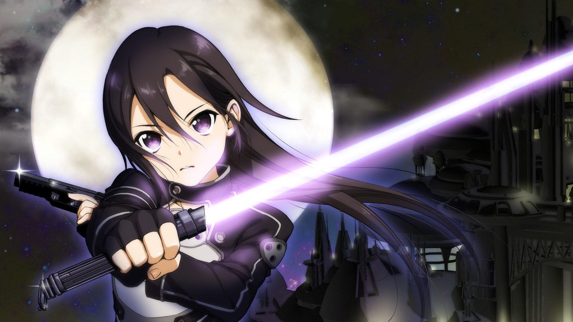 Res: 1920x1080, SWORD ART ONLINE II animation fighting sci-fi japanese anime 1saoll fantasy  warrior wallpaper |  | 626108 | WallpaperUP