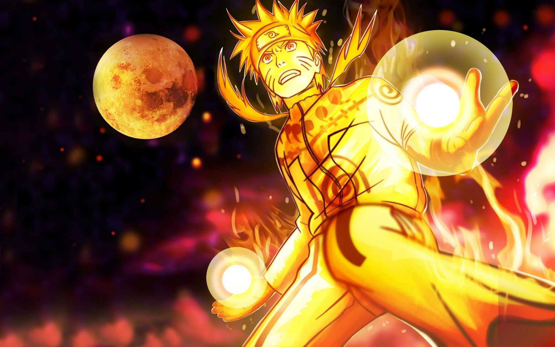 Res: 1920x1200, Naruto Fight Wallpaper | HD Anime Wallpaper Free Download ...