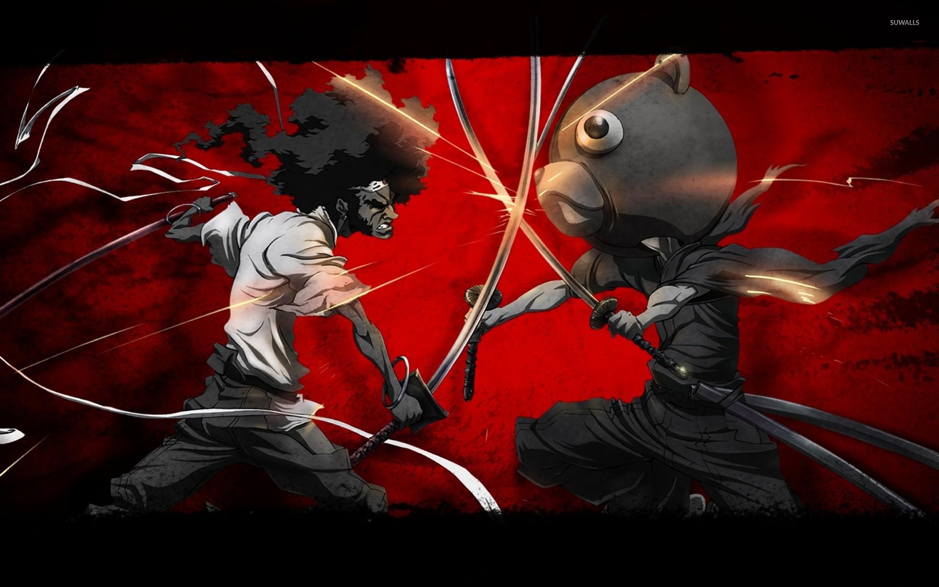 Res: 1920x1200, Afro Samurai [5] wallpaper