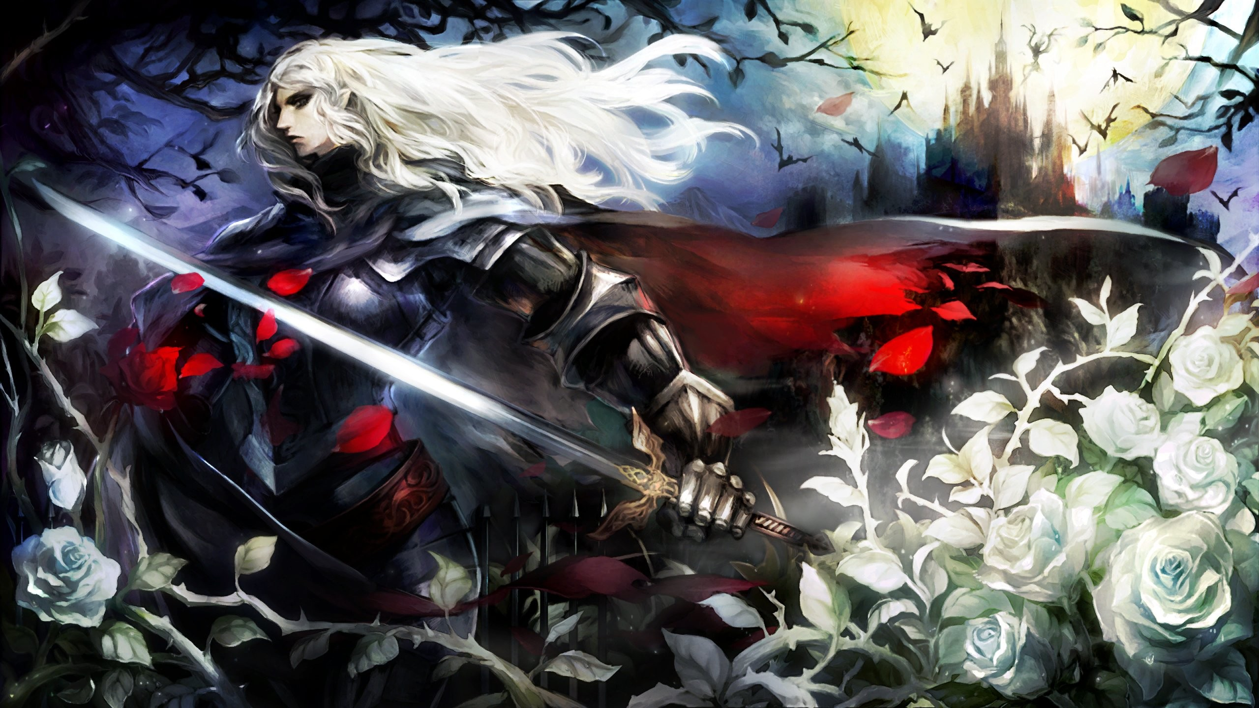 Res: 2560x1440, DRAGONS-CROWN anime action rpg fantasy family medieval fighting .