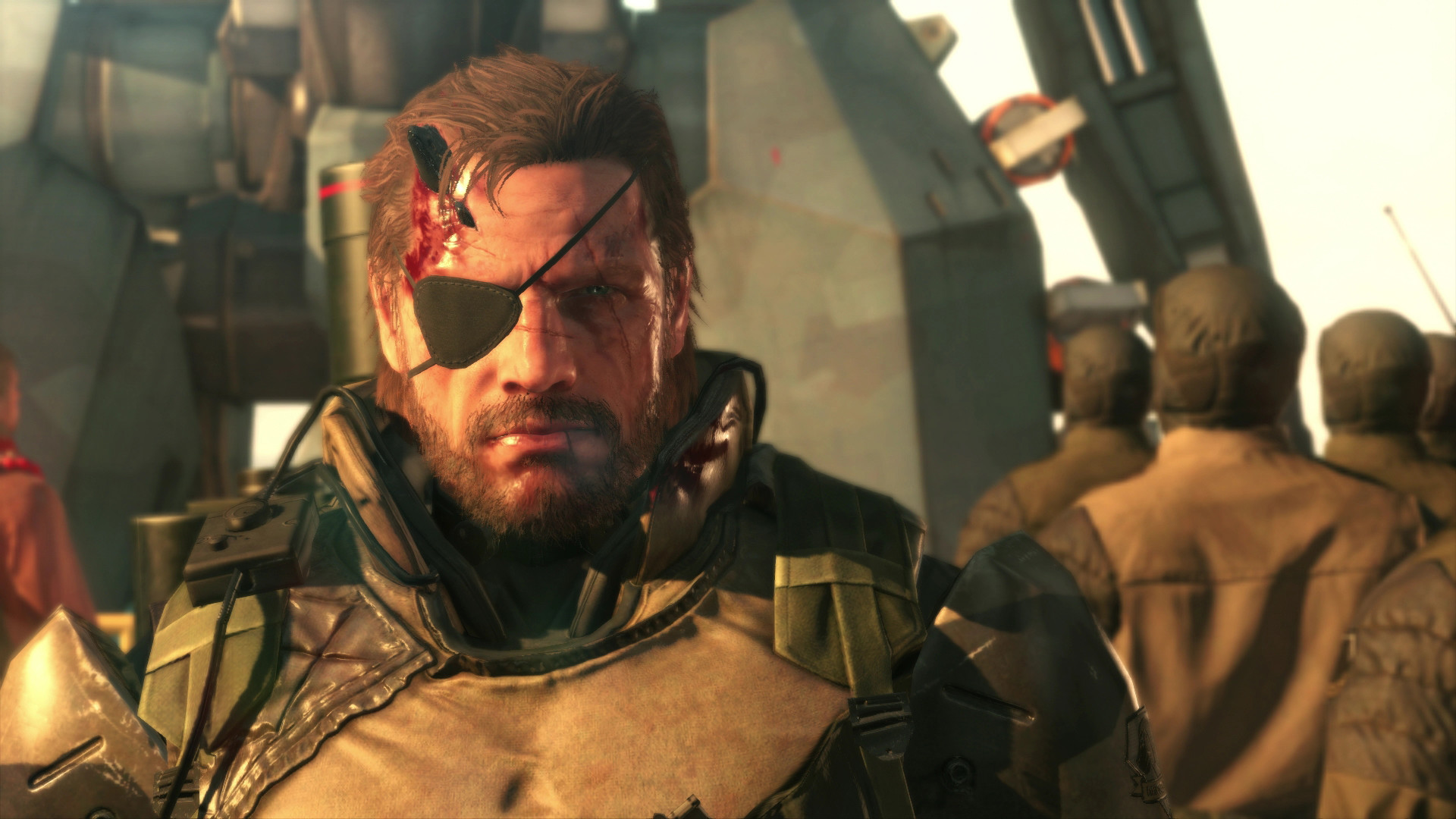 Res: 1920x1080, Metal Gear Solid 5 is the best and most disappointing game of the year |  GamesRadar+