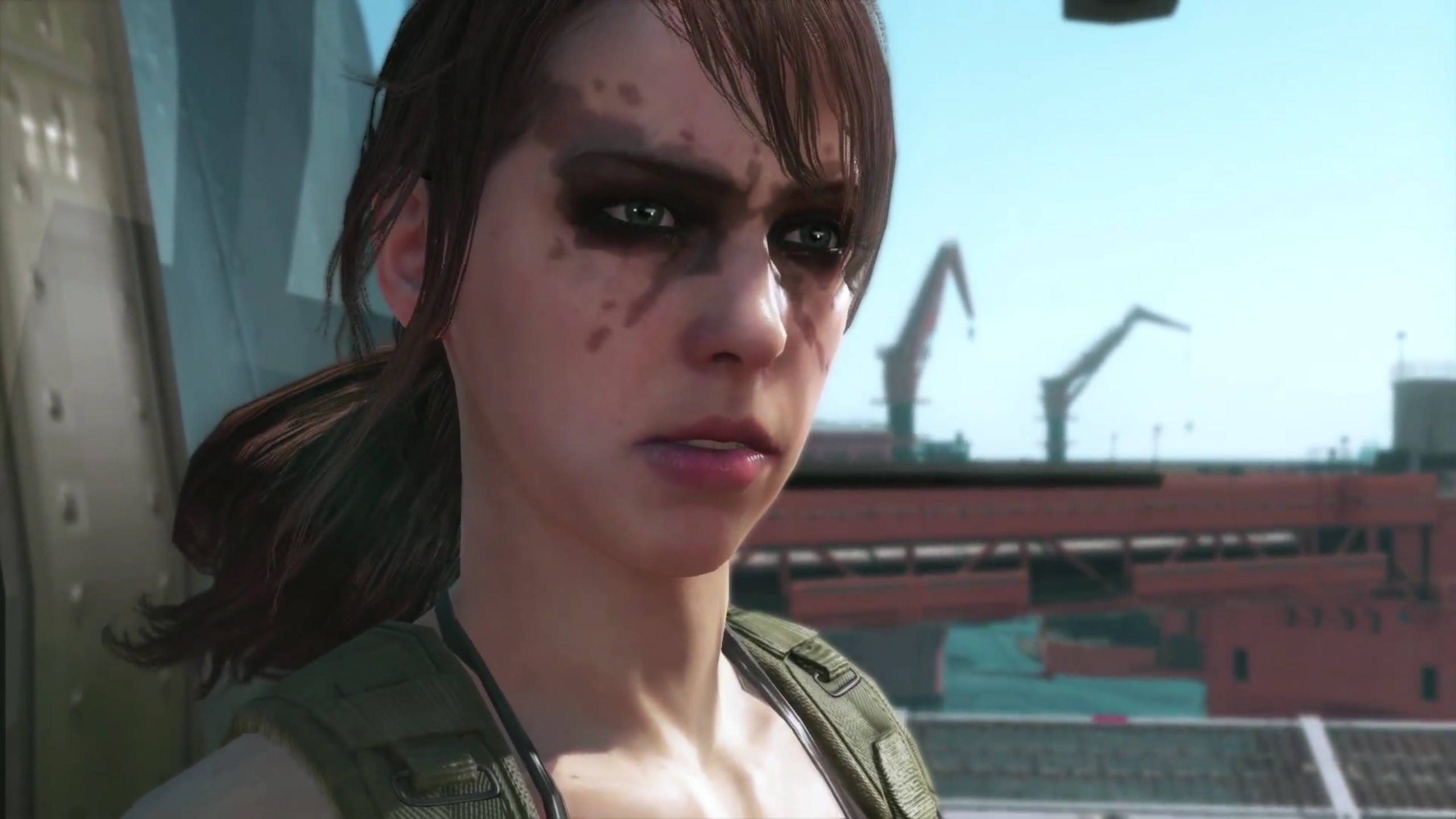 Res: 2560x1440, Metal Gear Solid 5 E3 Trailer - 07