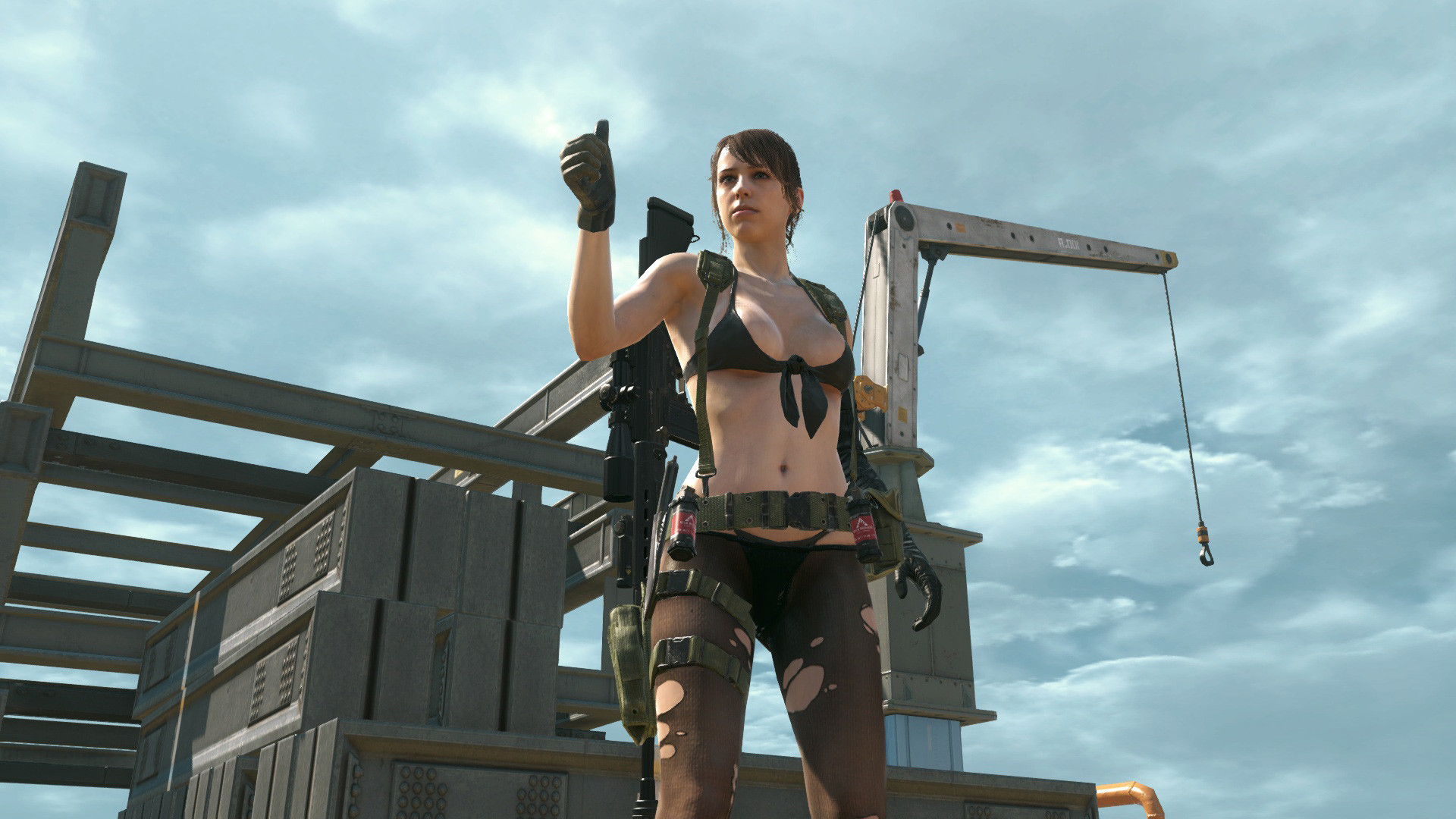 Res: 1920x1080, Metal Gear Online update will introduce 'Sabotage' mode, DLC prices revealed