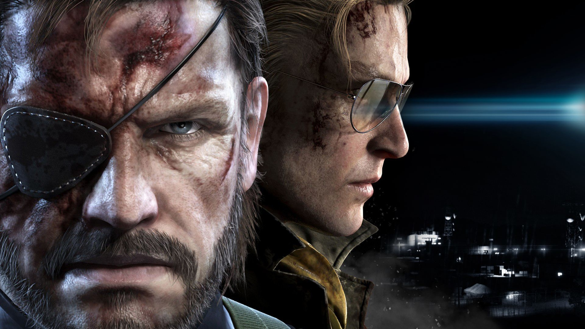 Res: 1920x1080, ... Wallpaper Metal Gear Solid V: The Phantom Pain HD pictures