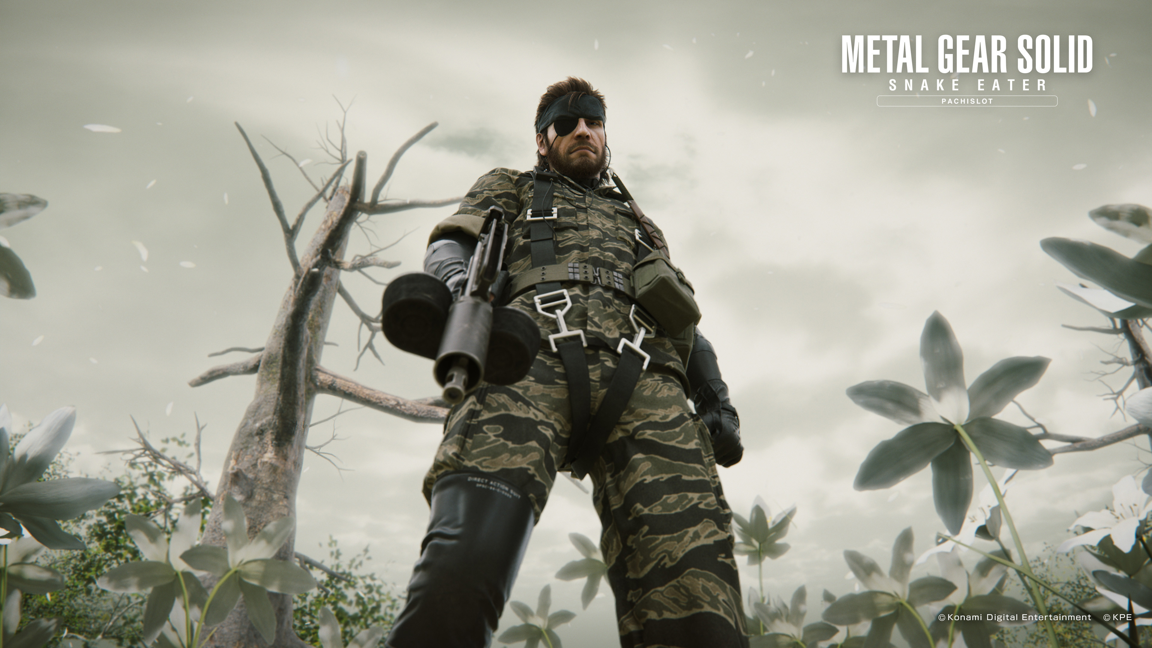 Res: 3840x2160, Video Game - Metal Gear Solid V: The Phantom Pain Quiet (MGS .