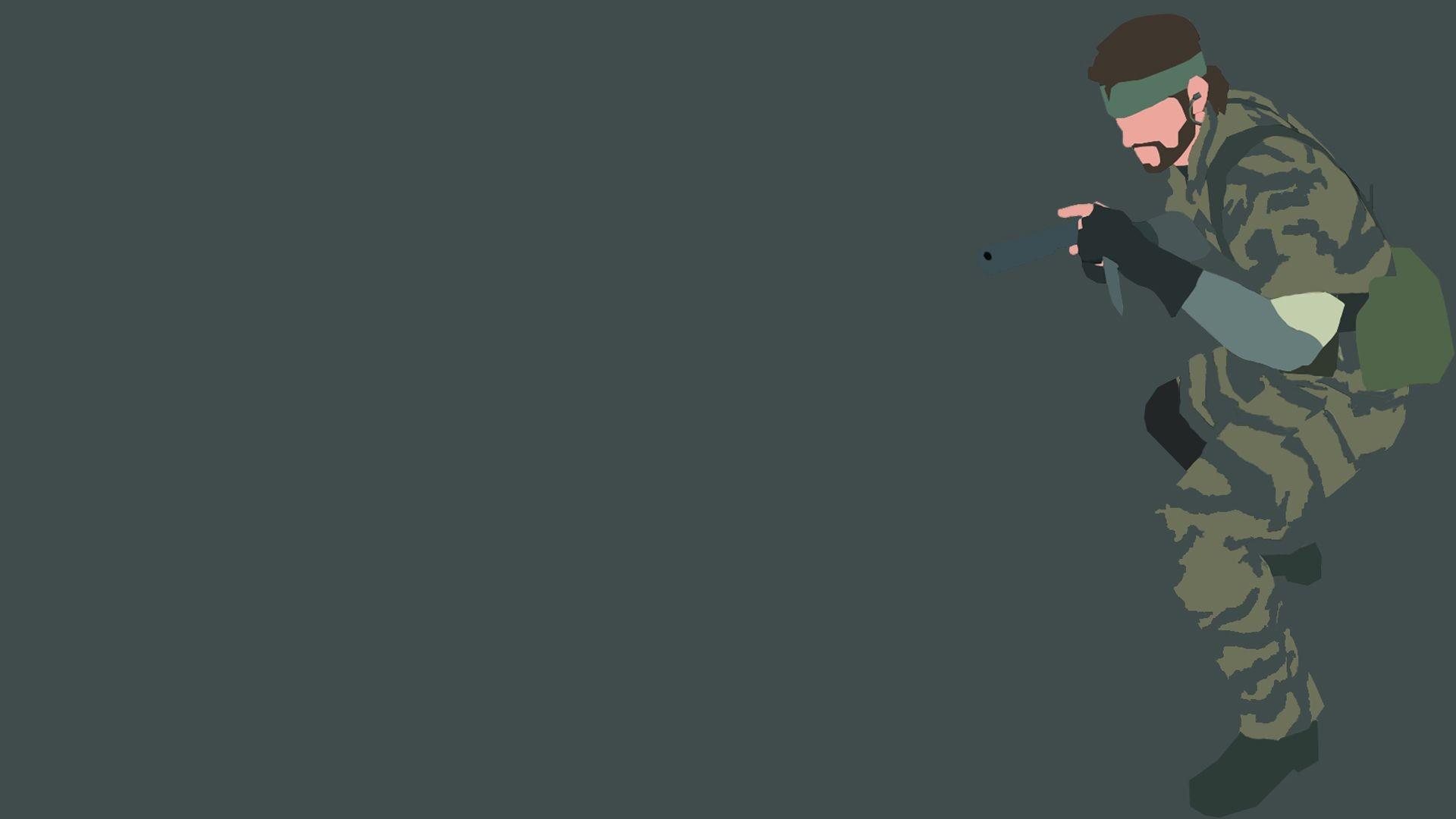 Res: 1920x1080, Metal Gear Solid HD Wallpaper |  | ID:27094