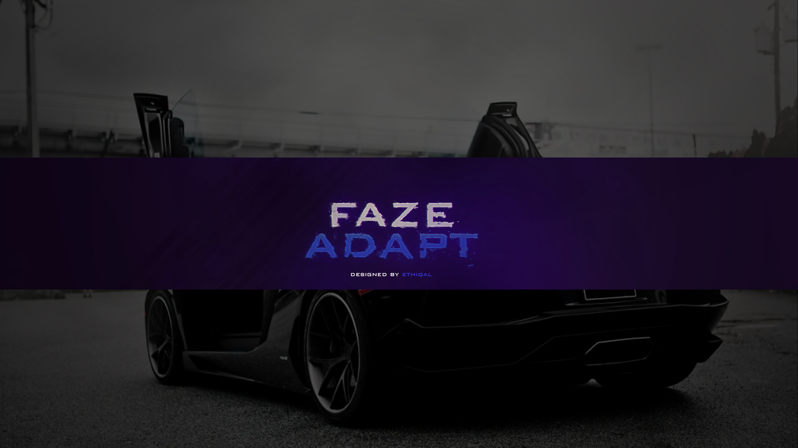 Res: 2560x1439, V-Pack: 44YHS, Faze Adapt Wallpaper, March 27, 2018