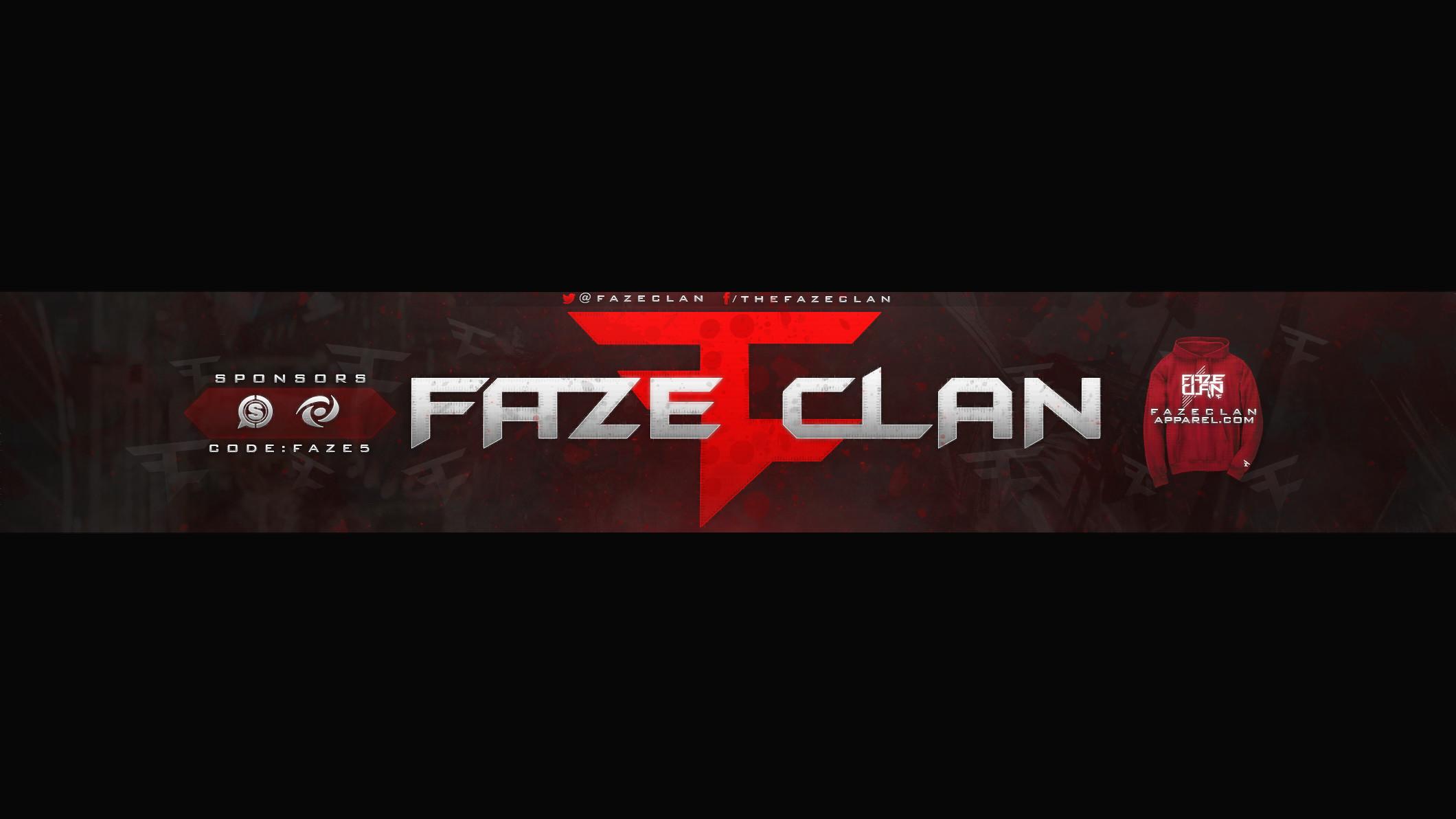 Res: 2120x1192, FaZe Clan Banner by dznRazer FaZe Clan Banner by dznRazer