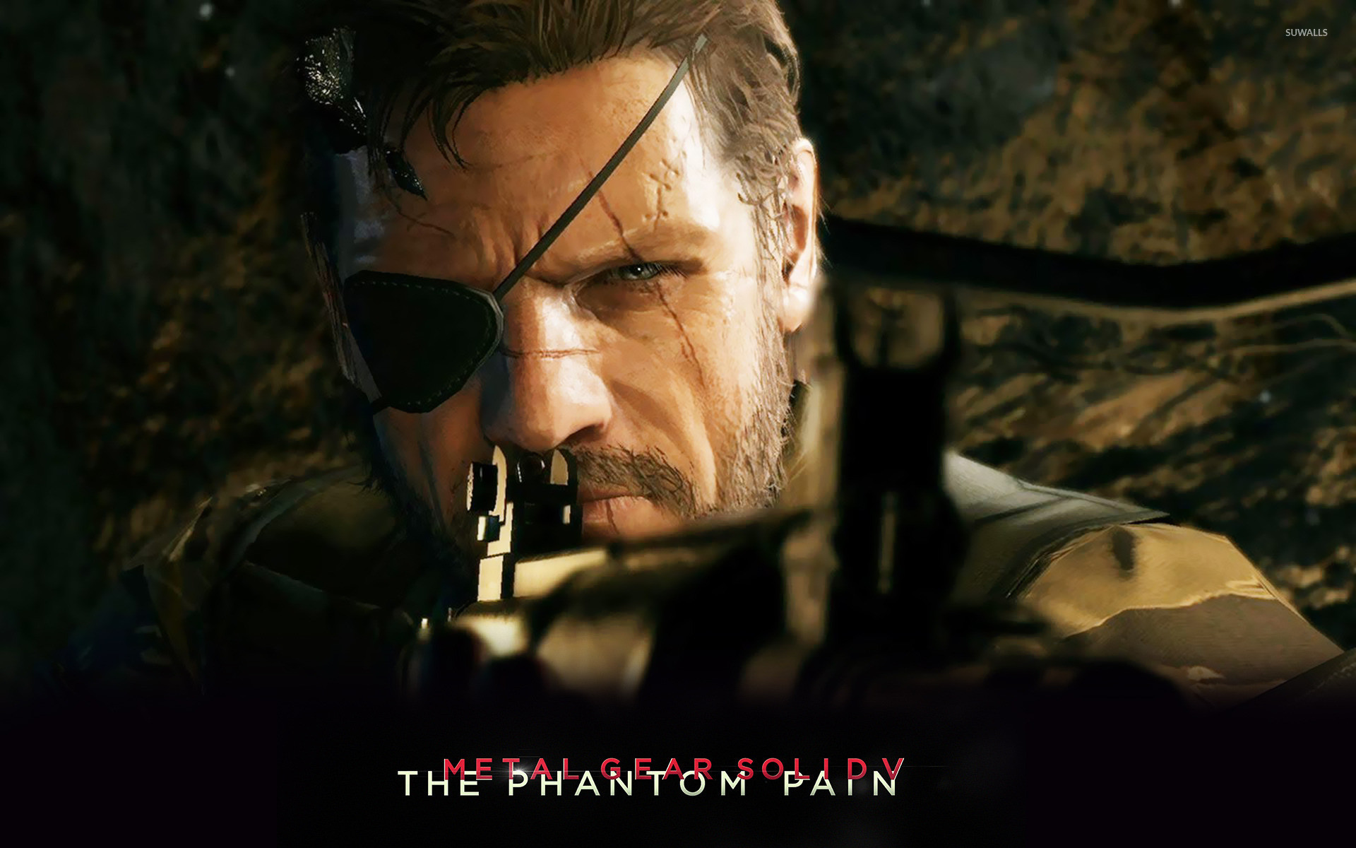 Res: 1920x1200, Metal Gear Solid V: The Phantom Pain [3] wallpaper