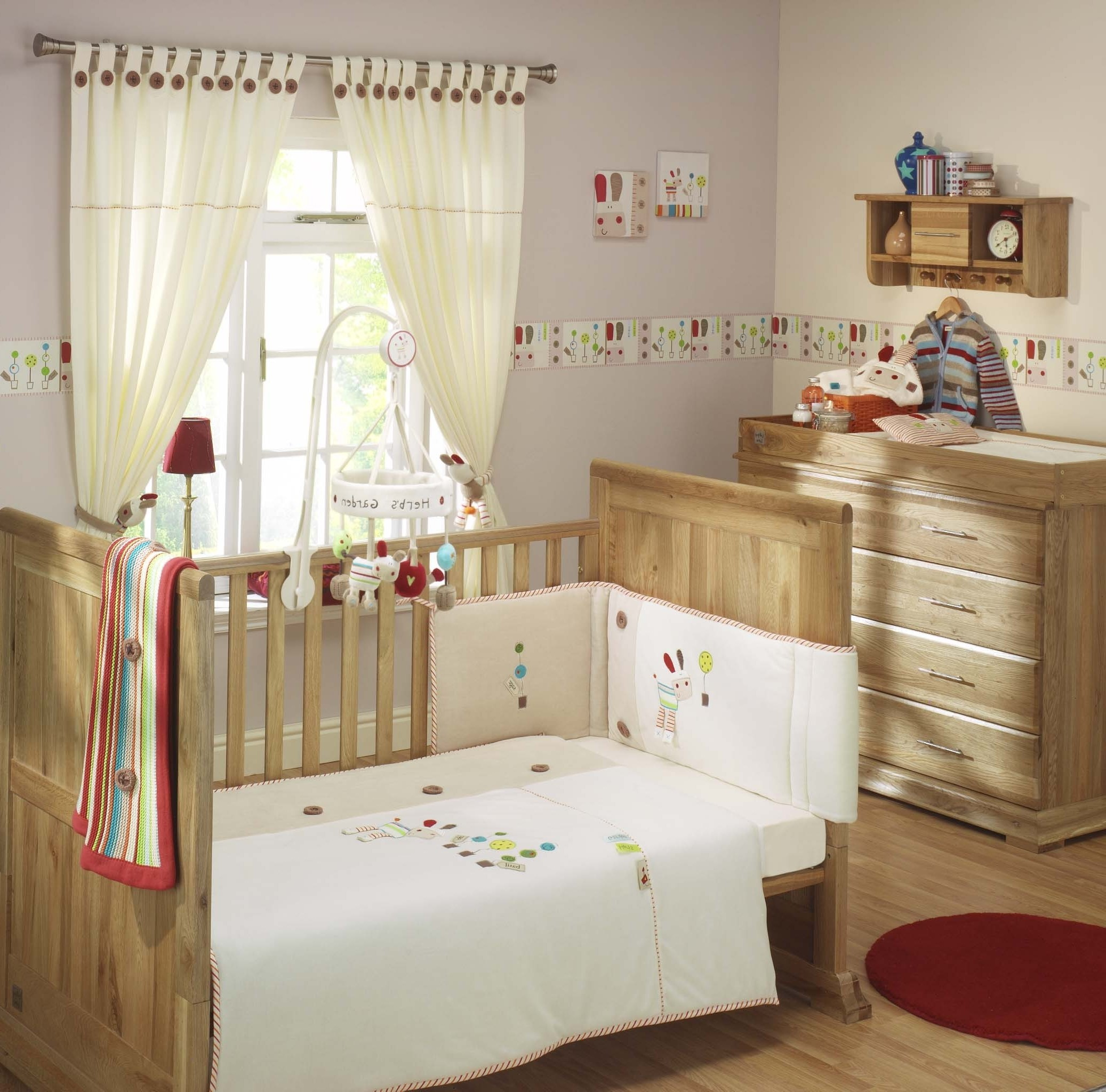 Res: 2074x2048, ... Baby Nursery : Cool Bedroom Wallpaper Ba Nursery Interior Brown Wooden With Baby Nursery Wallpaper Amazing ...
