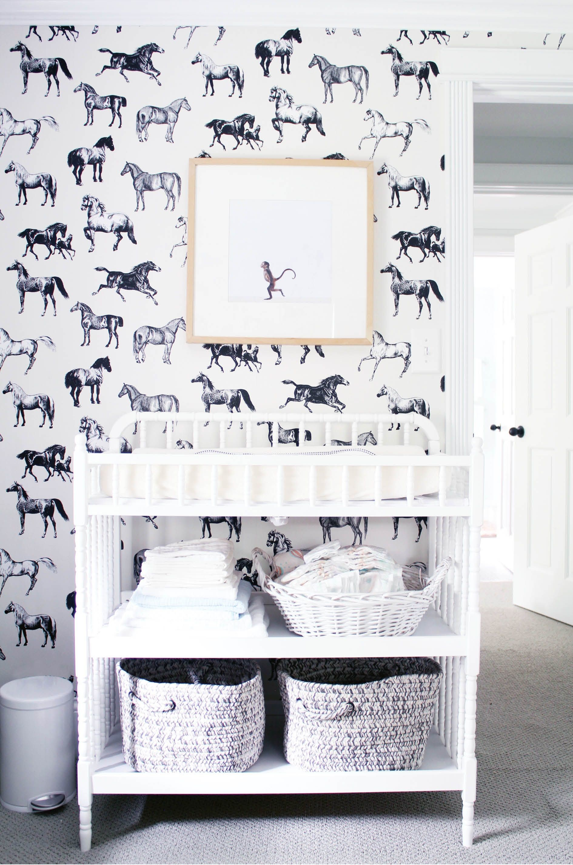 Res: 1890x2850, The latest trends in baby room decor are cuter than ever