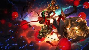 Lol Jinx wallpapers