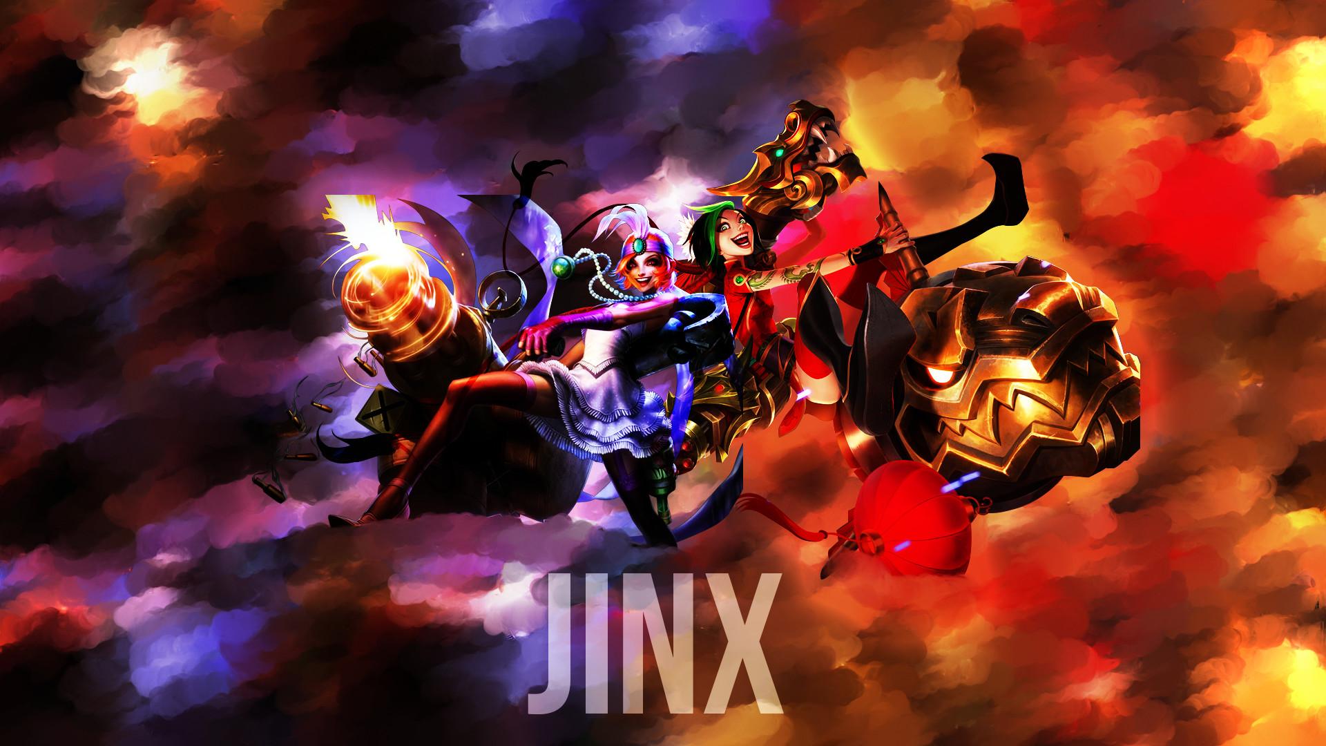 Res: 1920x1080, Firecracker Jinx League of