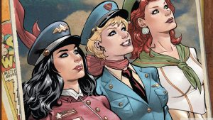 Dc Bombshells wallpapers