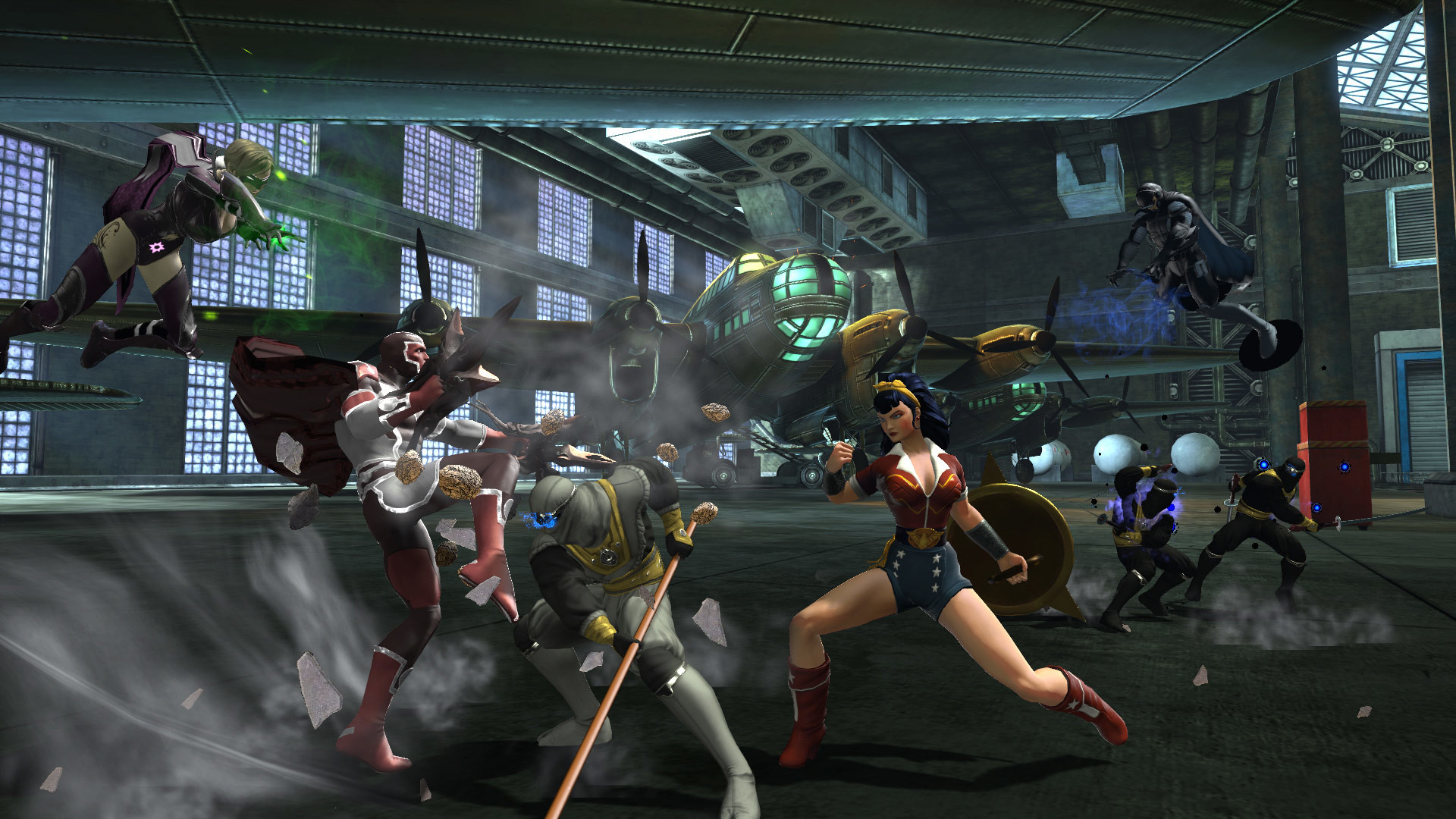 Res: 1920x1080, DC Universe Online HD Wallpapers