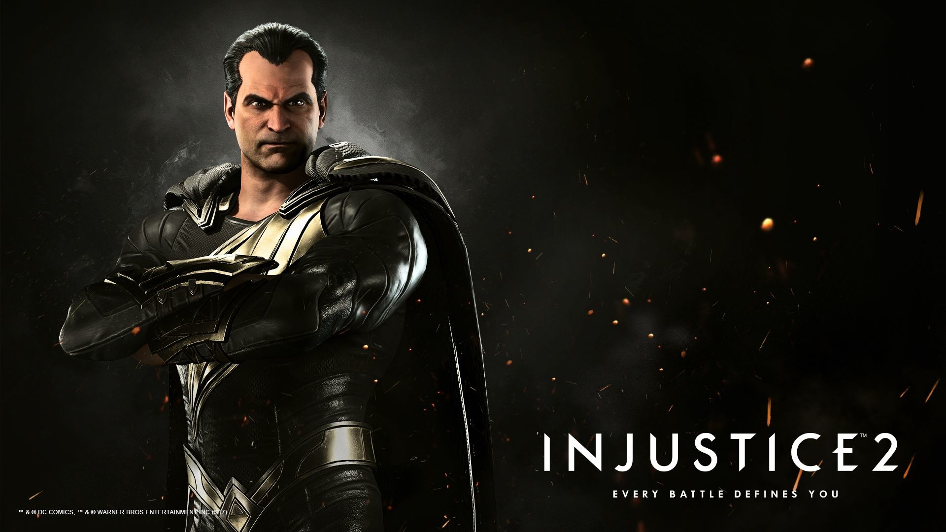 Res: 1920x1080, Black Adam Injustice 2 Wallpaper 0001.jpg