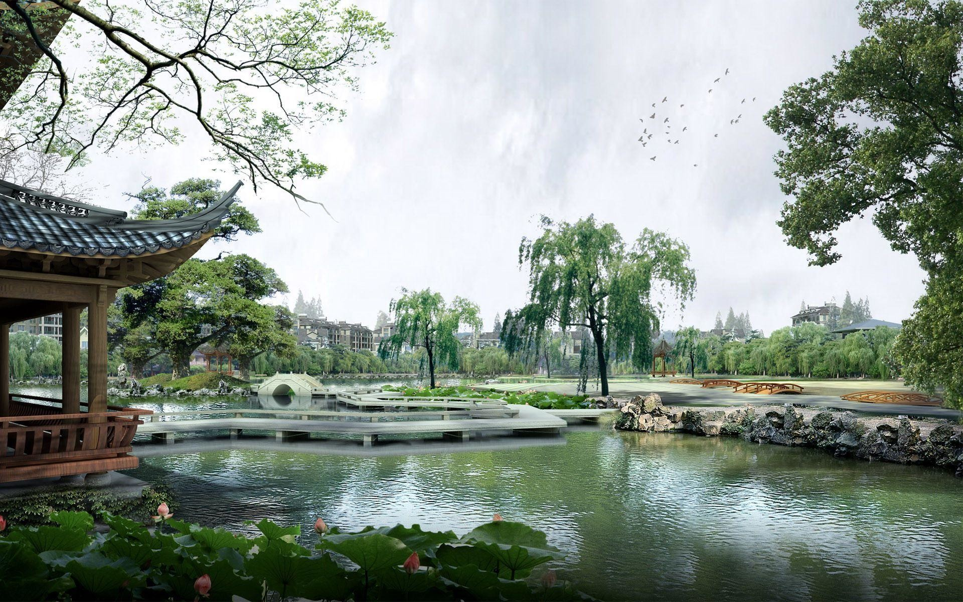 Res: 1920x1200, chinese landscape wallpaper 35