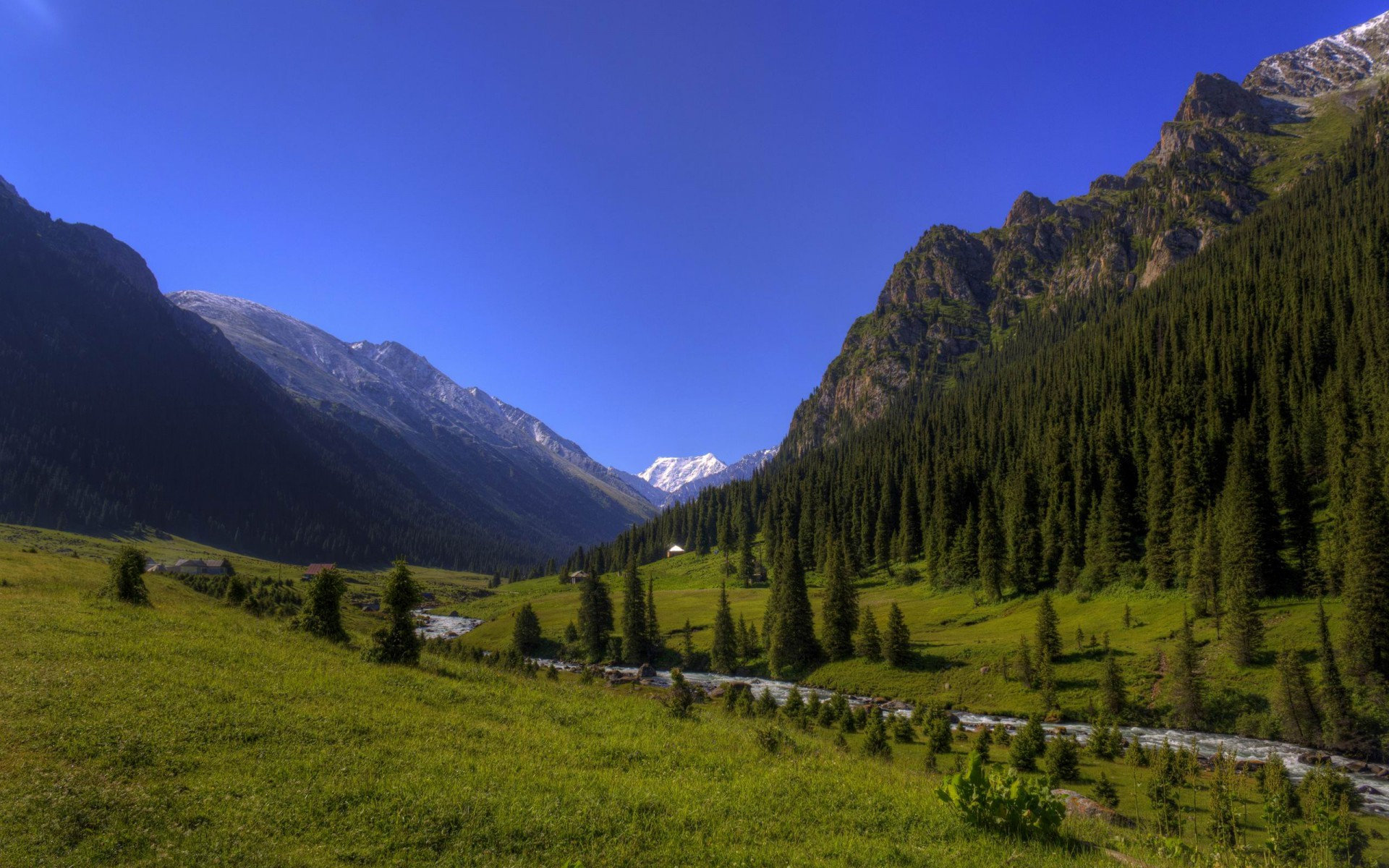 Res: 1920x1200, Image: Kyrgyzstan Central Asia wallpapers and stock photos. Â«