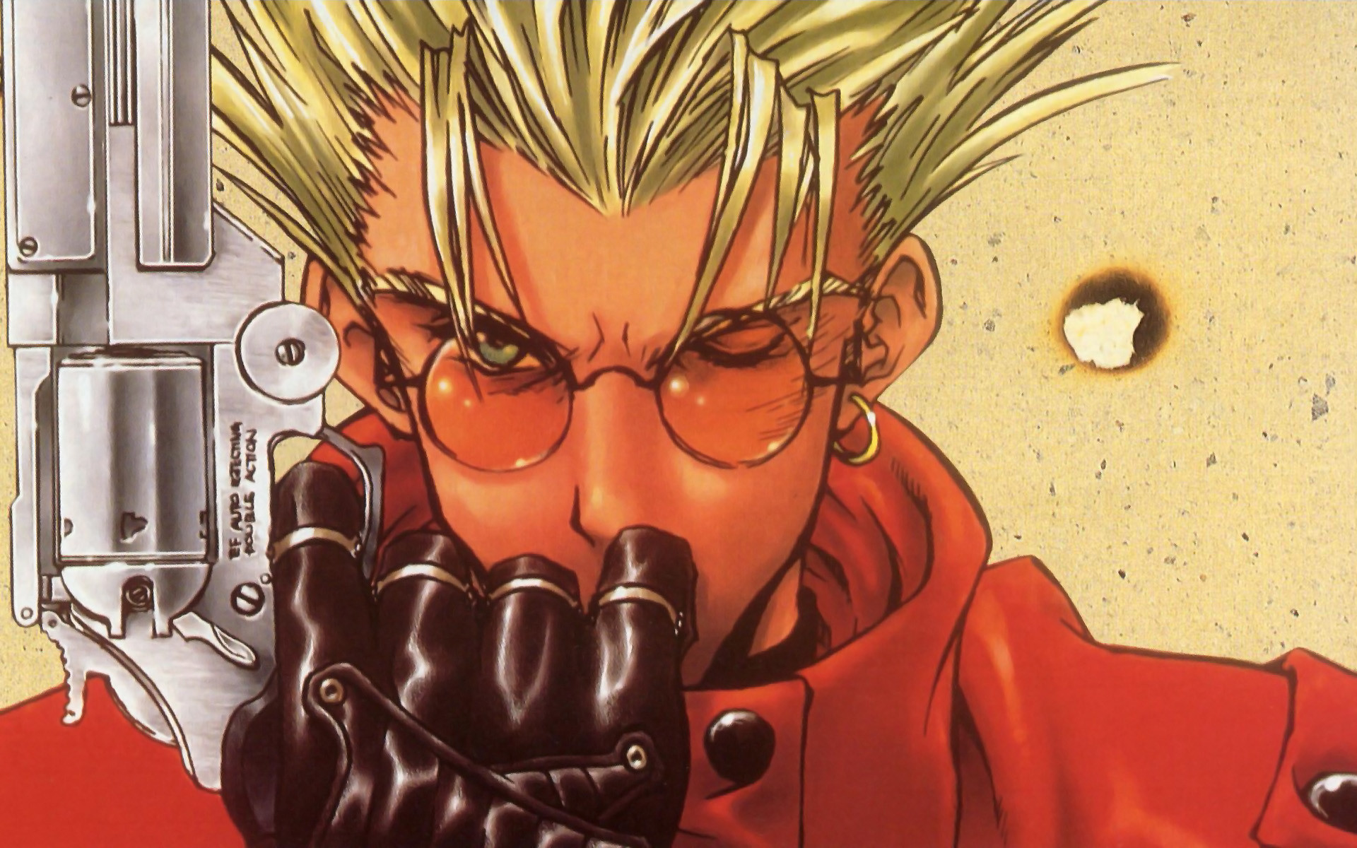 Res: 1920x1200, Anime - Trigun Wallpaper