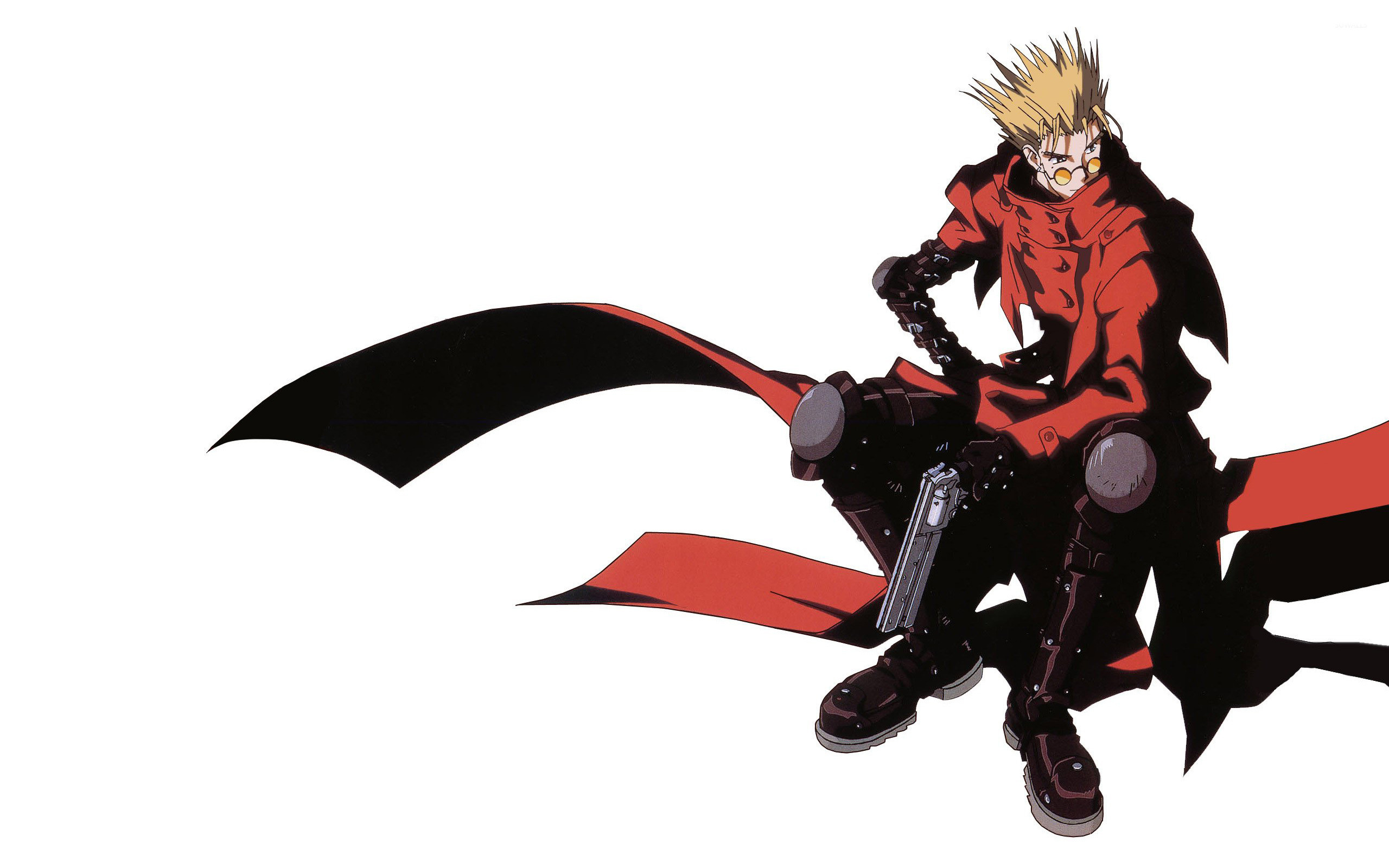 Res: 2560x1600, Vash the Stampede wallpaper