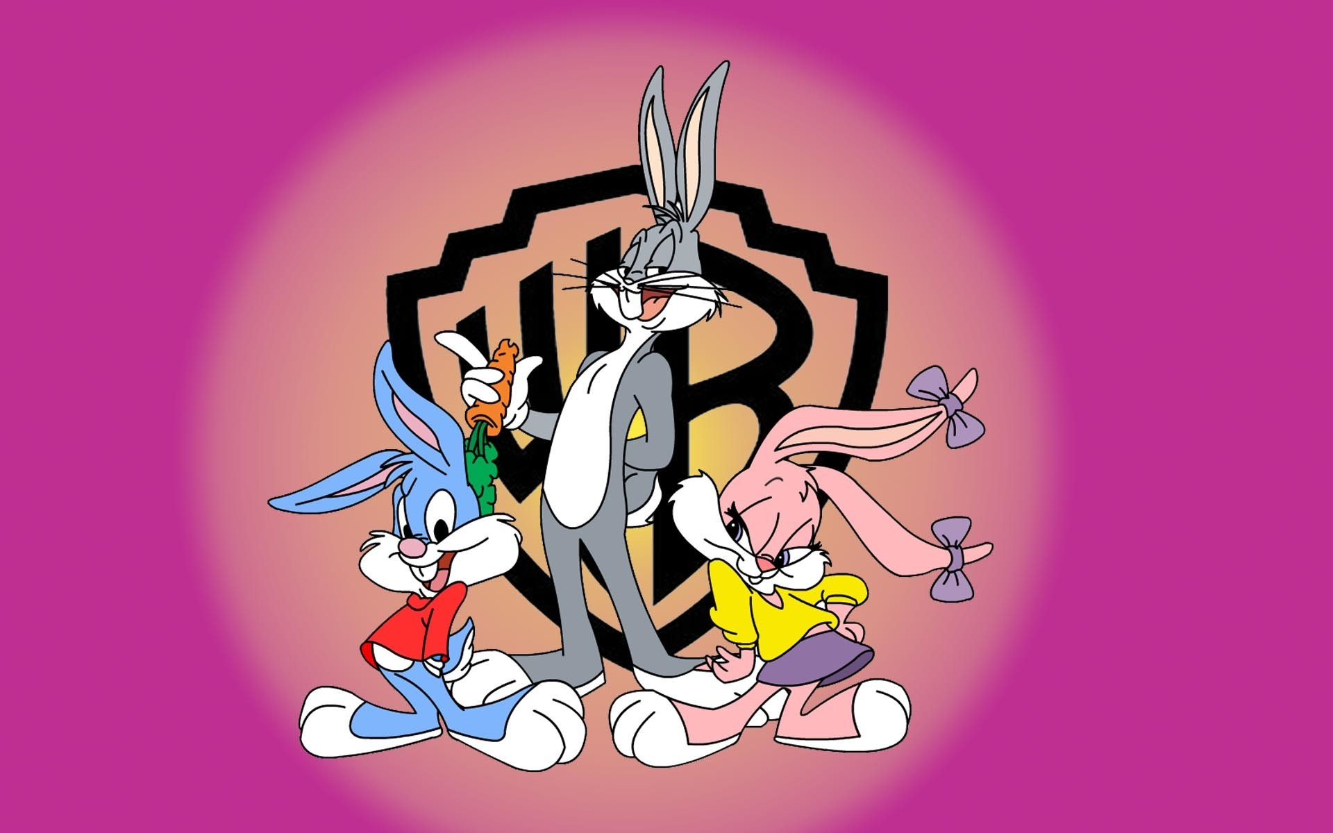 Res: 1920x1200, ... Bugs Bunny Wallpaper 66 Get HD Wallpapers Free