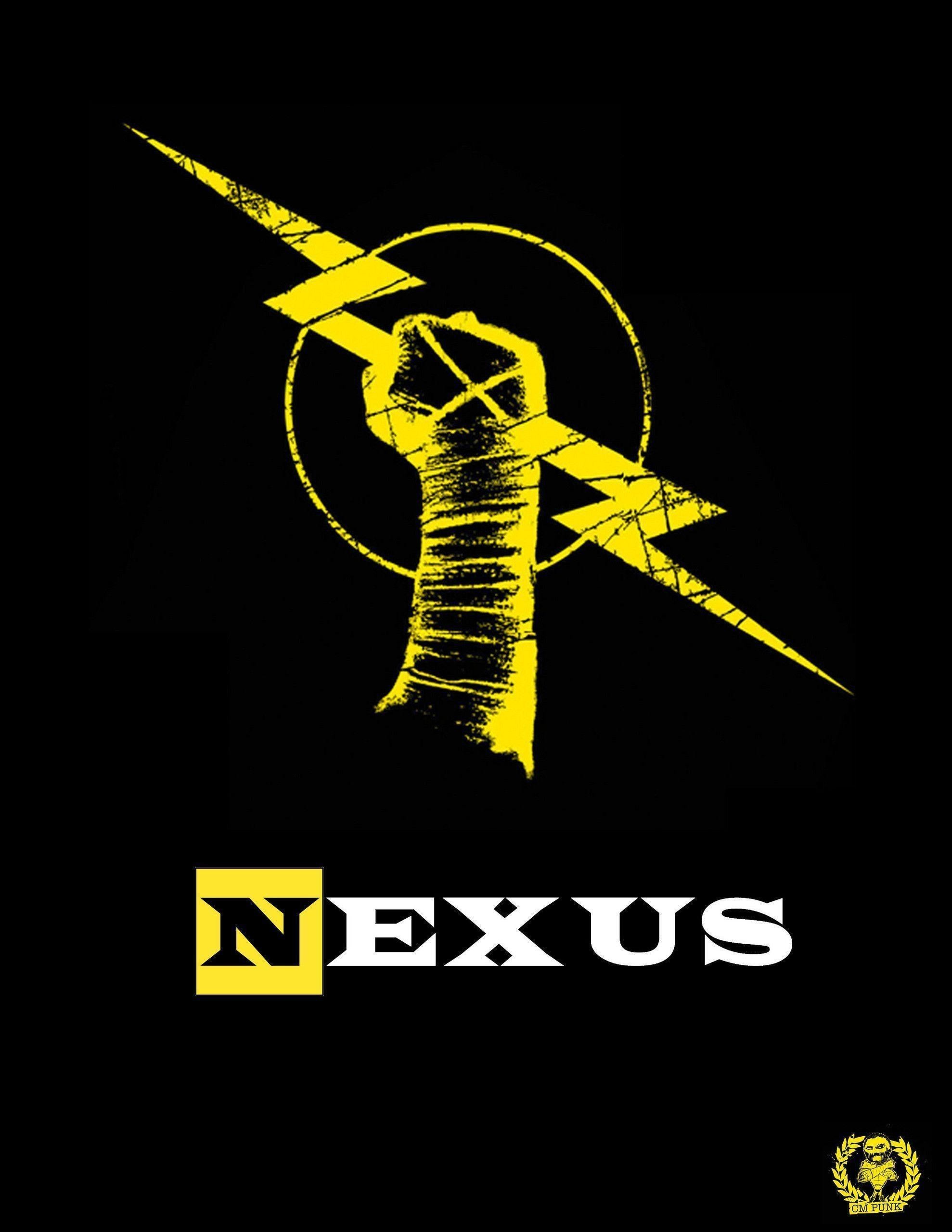 Res: 1978x2560, The Wwe Nexus Logo .