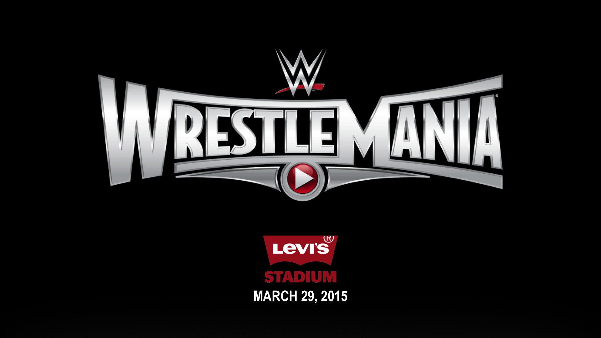Res: 1920x1080,  Wallpaper wrestlemania 31 wwe network wrestlemania