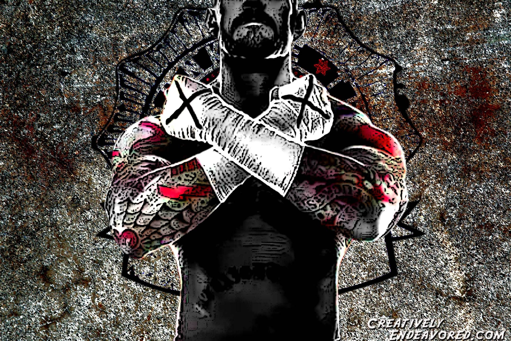 Res: 2156x1439, Cm Punk Wallpaper