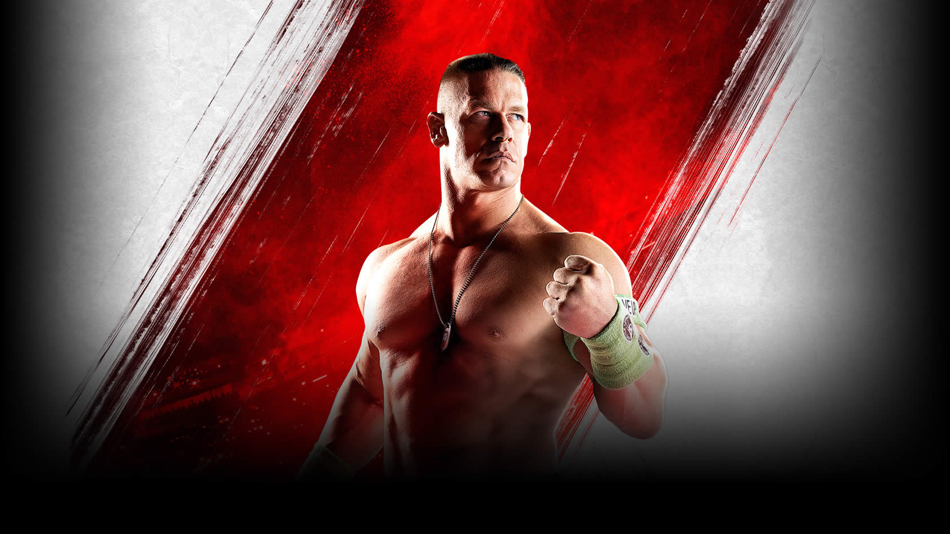 Res: 1920x1080, ... Wallpaper JohnCena Art WWE2K15 Wallpaper Logo ...