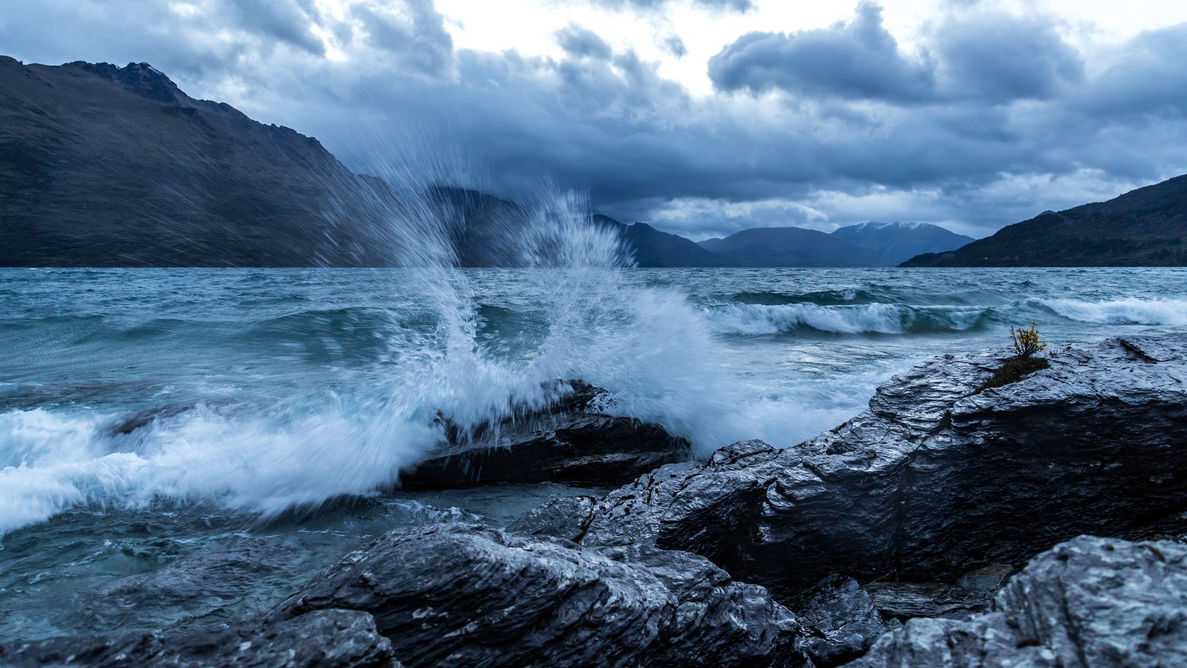 Res: 3840x2160, Ocean Scenes Wallpapers PC Laptop Ocean Scenes Wallpapers in