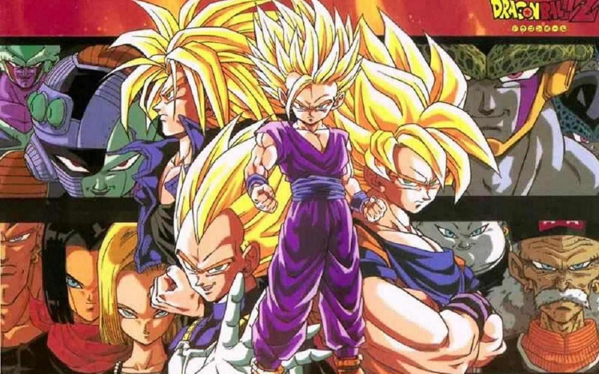 Res: 1920x1200, Download Free HQ Gohan Wallpapers - hqwallbase.pw