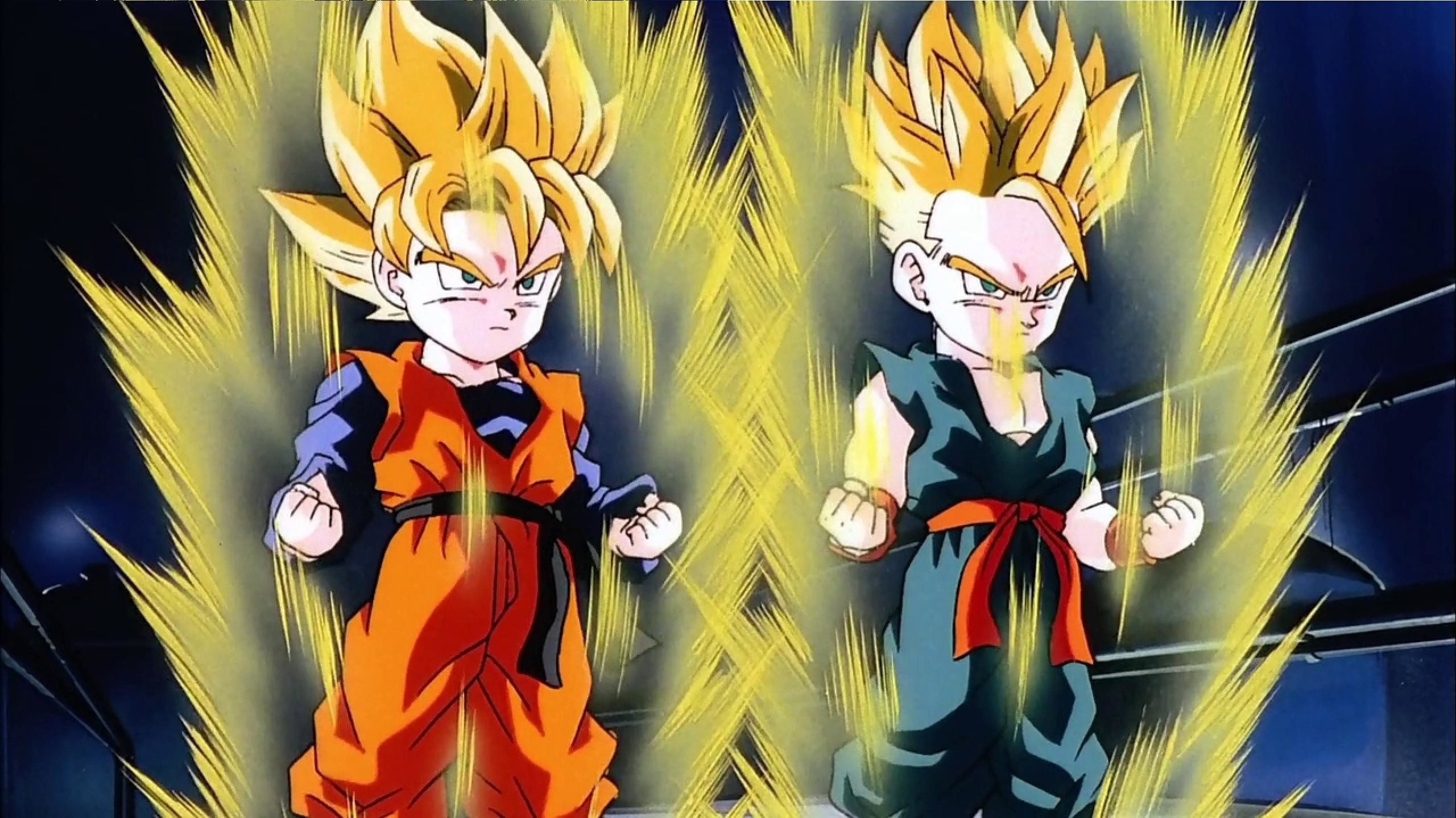 Res: 2560x1438, DBZ Fanfiction images Dragonball Z HD wallpaper and background ... - HD  Wallpapers