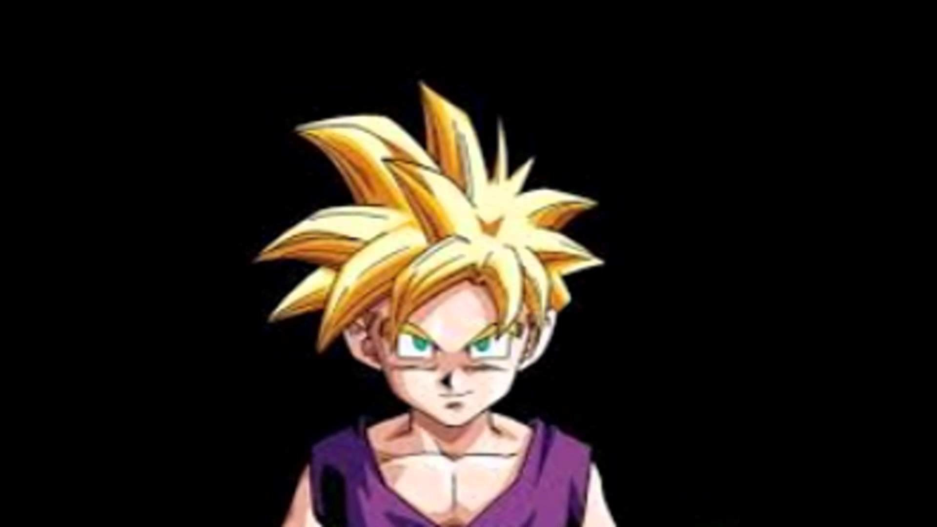 Res: 1920x1080, DBZ Stages of Gohan AMV