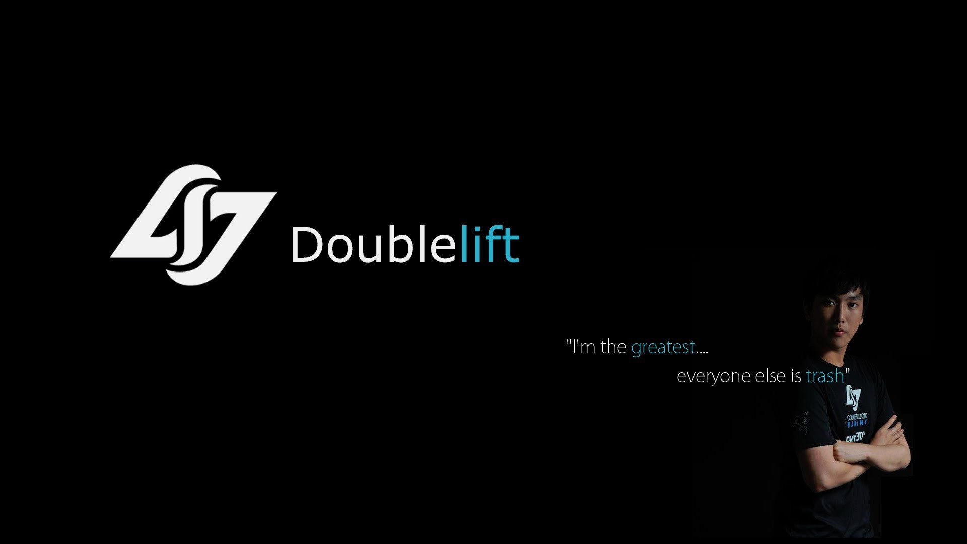 Res: 1920x1080, CLG Doublelift - Montage - Counter Logic Gaming
