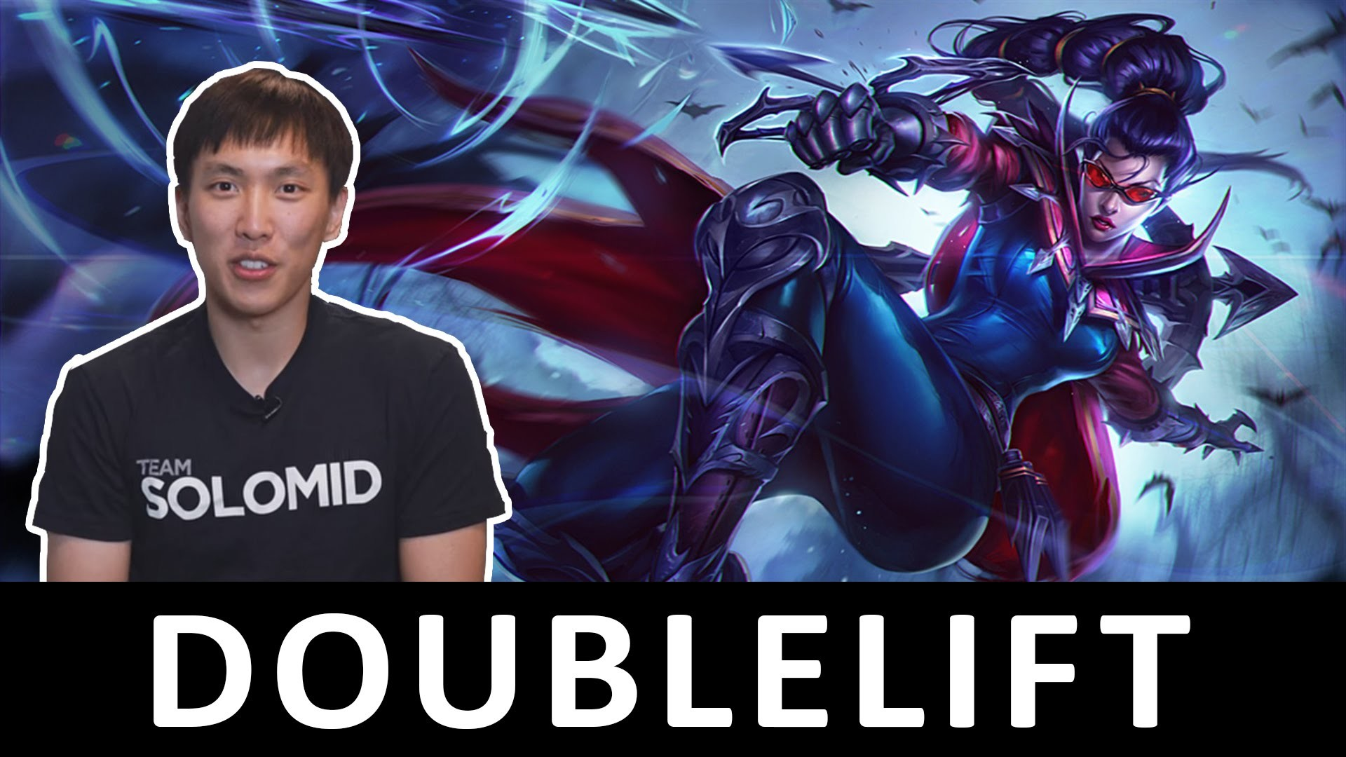 Res: 1920x1080, 330 TSM Doublelift ADC Vayne vs Miss Fortune Solo Queue Challenger