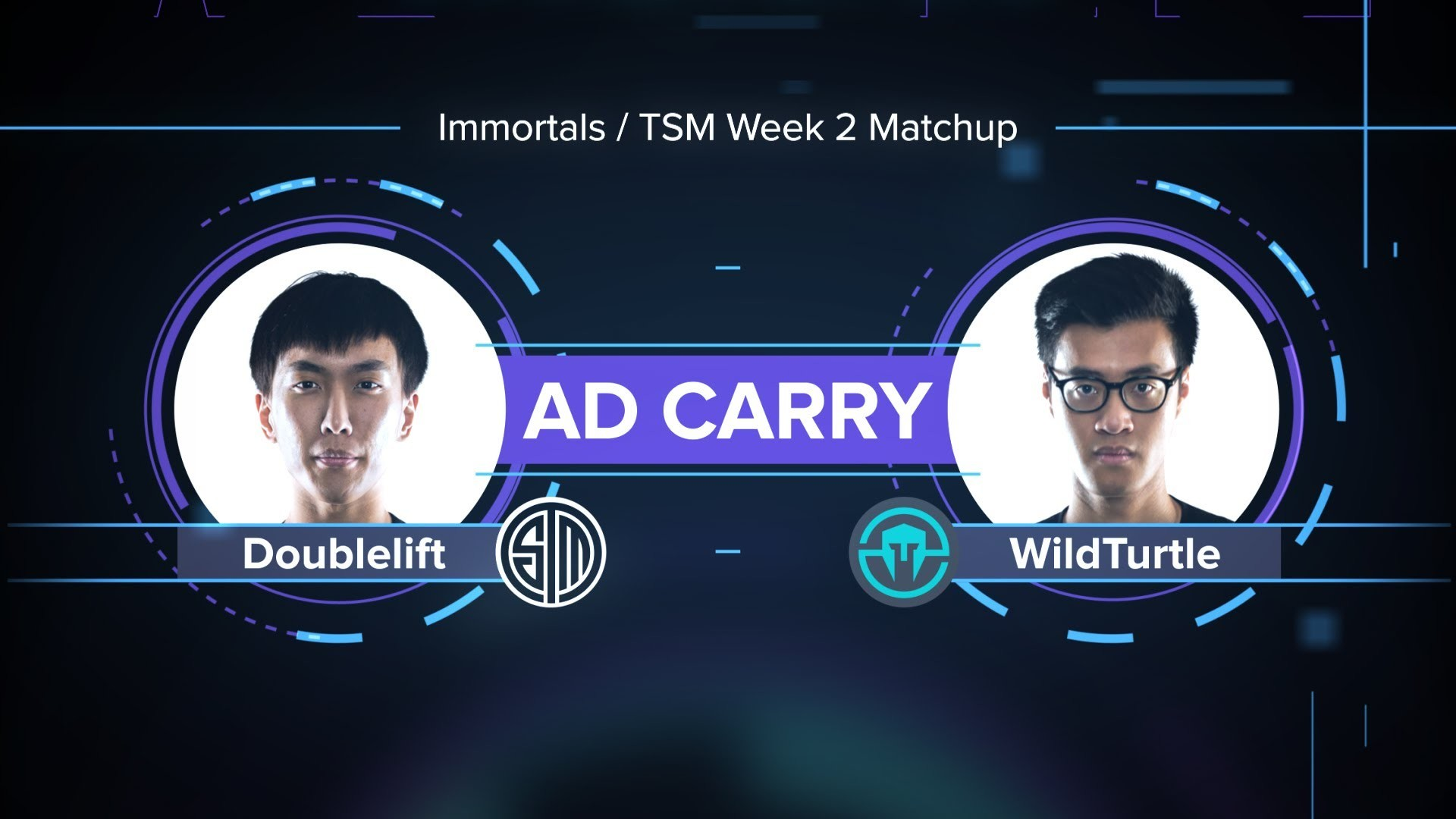 Res: 1920x1080, Doublelift vs. WildTurtle: By the Numbers