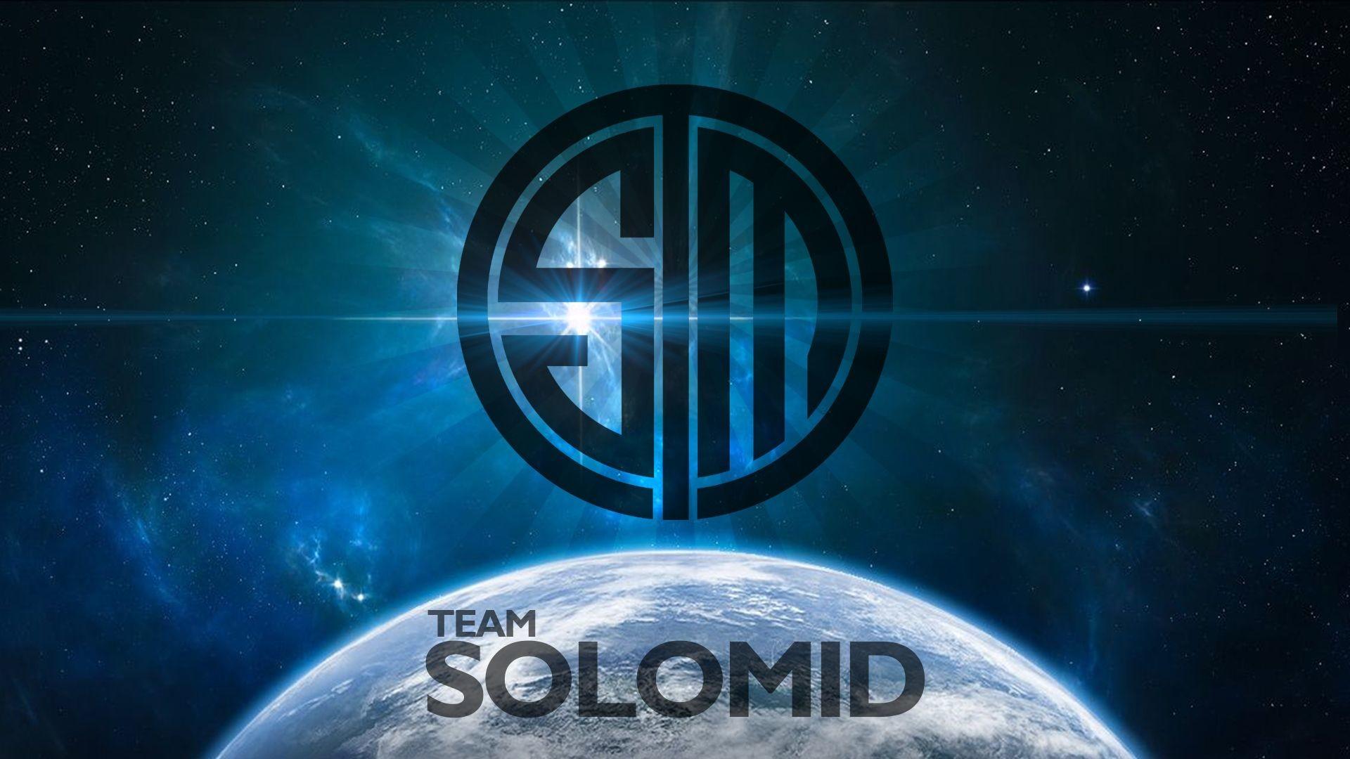 Res: 1920x1080, TSM | Team Solo Mid Space Wallpaper