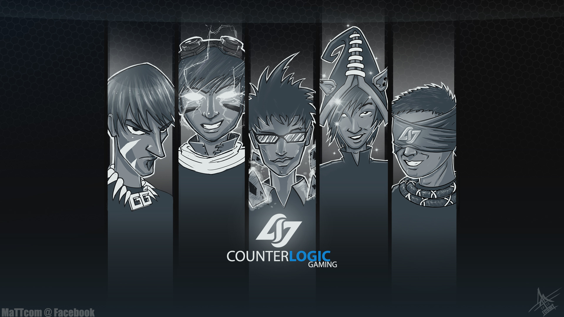Res: 1920x1080, MaTTcomGO 32 13 Counter Logic Gaming Season 3 - Toons by MaTTcomGO