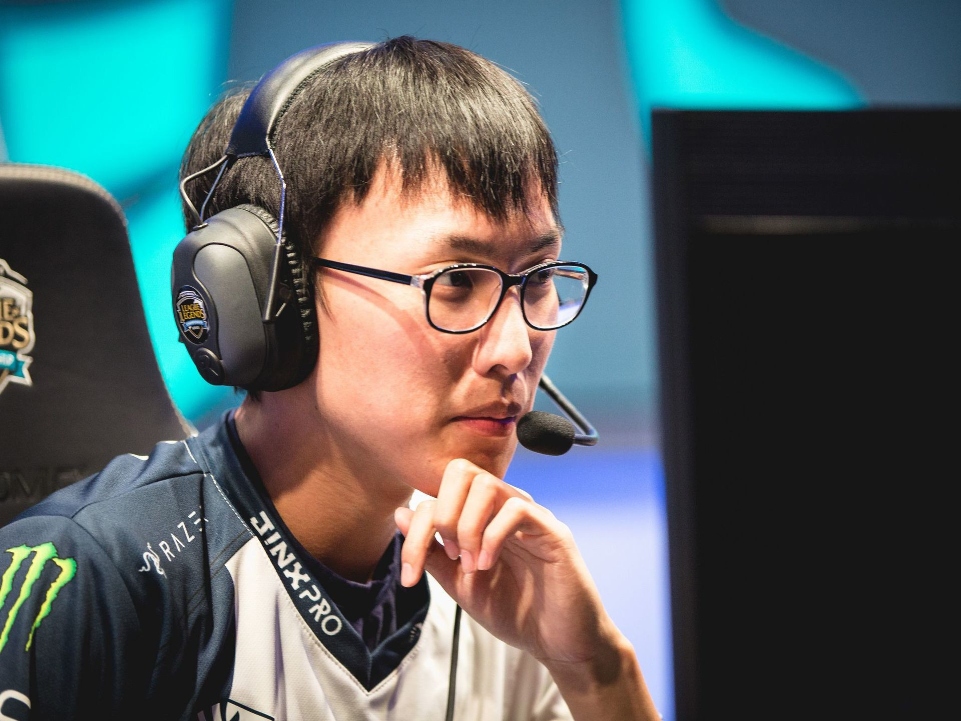 Res: 1920x1440, Doublelift will be the star of the show Photo via Riot Games