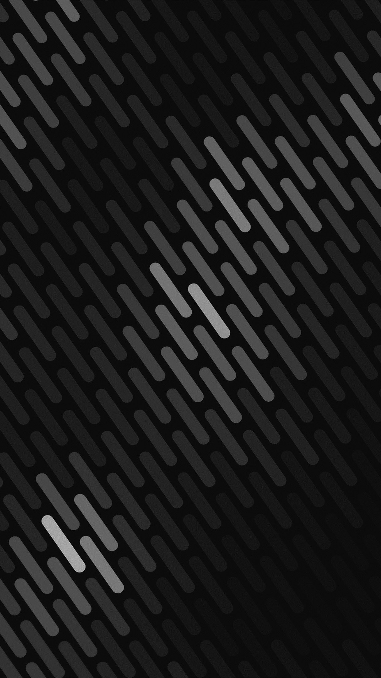 Res: 1242x2208, cool abstract-dark-bw-dots-lines-pattern-iphone6-plus-wallpaper