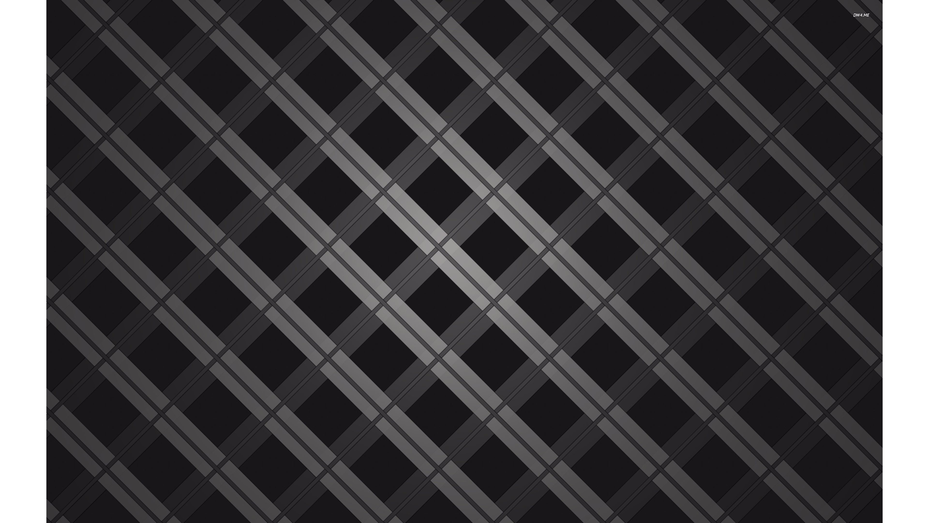 Res: 3840x2160, Shades of Black 4K Abstract Wallpapers