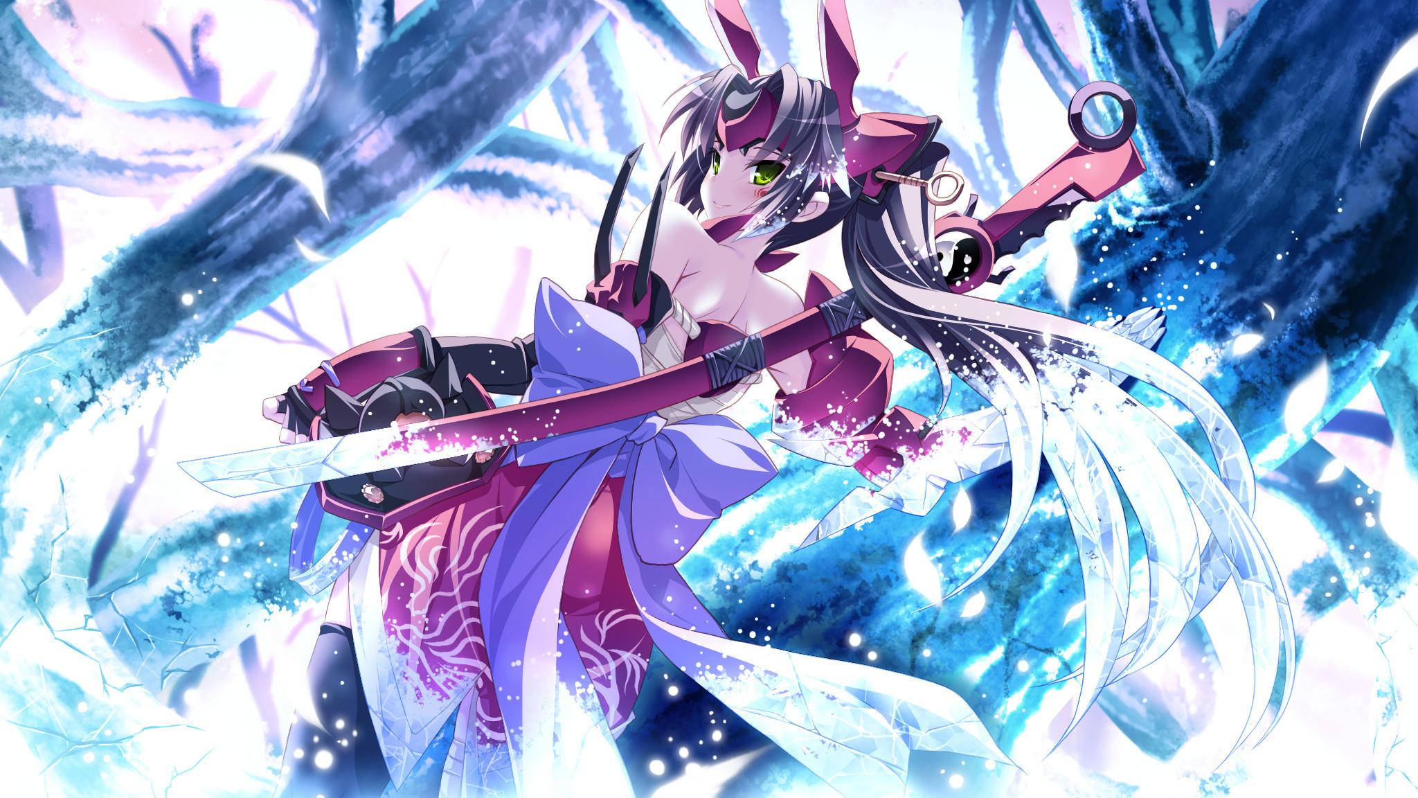 Res: 2048x1152,  Foto Anime Mädchens