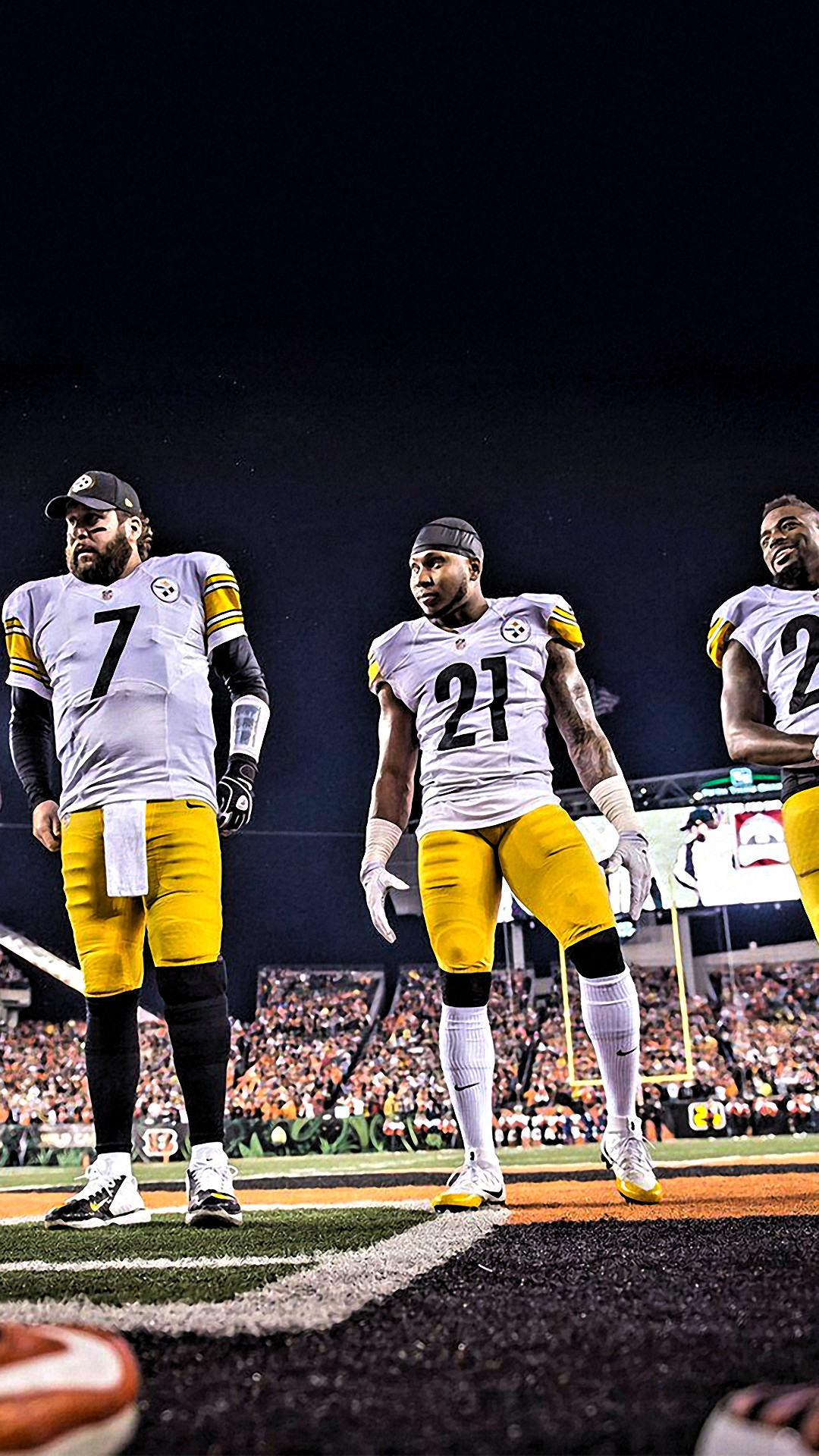 Animated Steelers Wallpapers Hd Wallpaper Collections