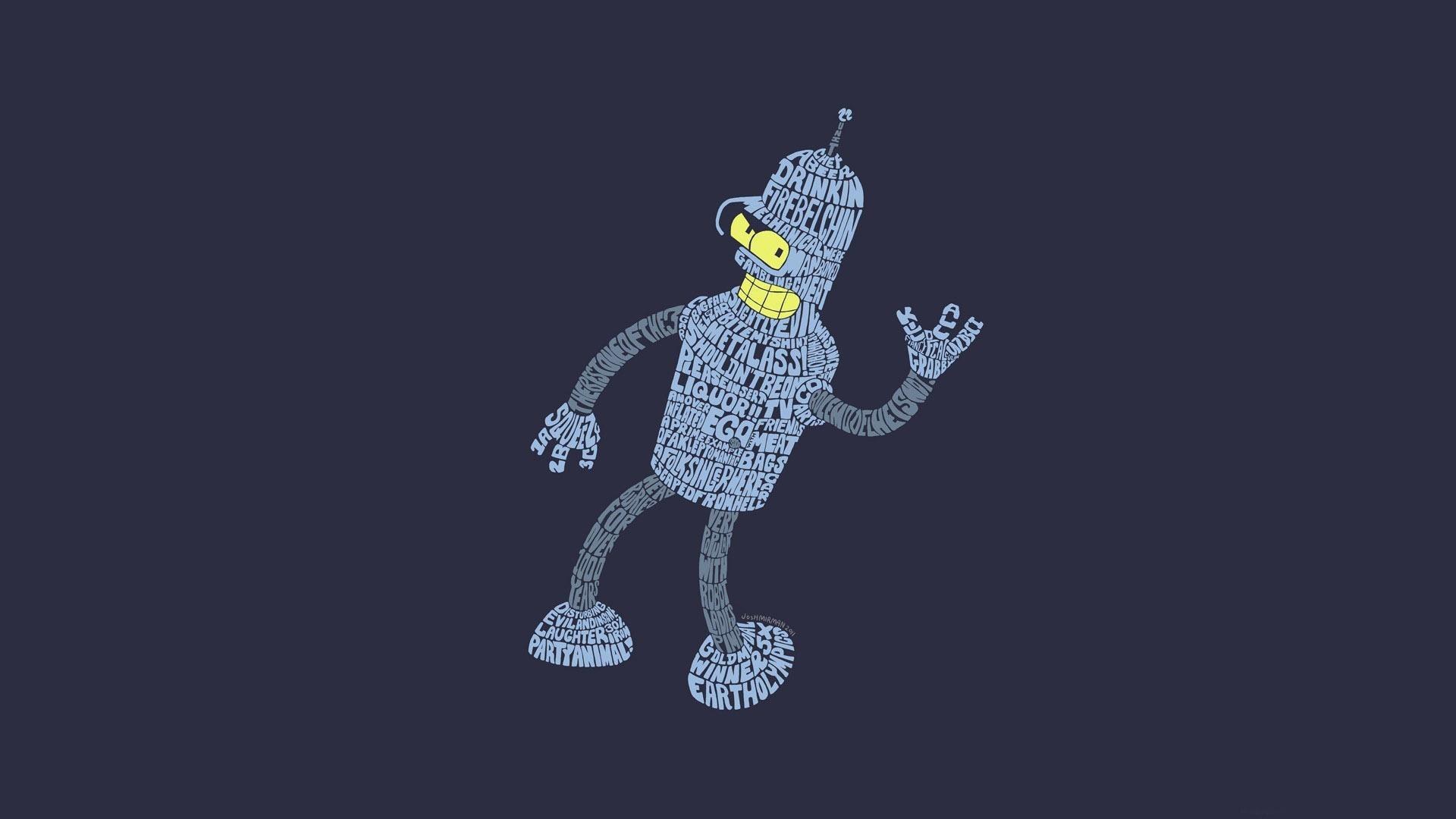 Res: 1920x1080, Cartoon Wallpapers. Download the following Futurama Desktop ...